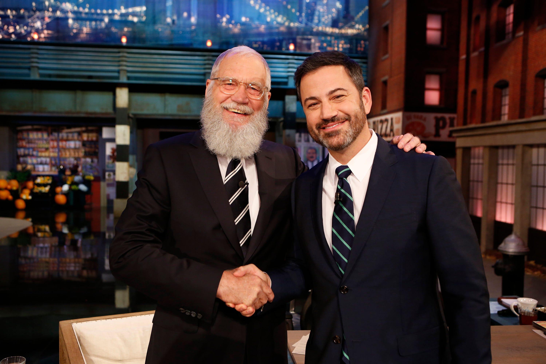 David Letterman explains giving Conan O'Brien a horse USA News Today