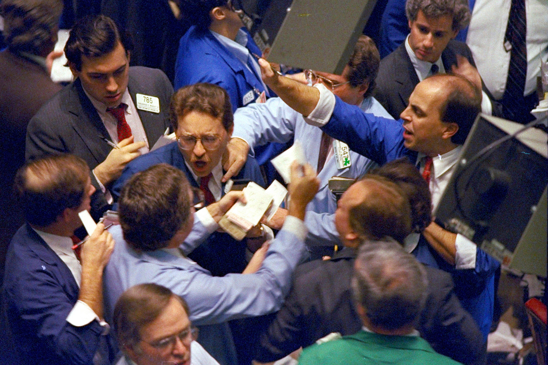 Black Monday: Can a 1987-style stock market crash happen again?