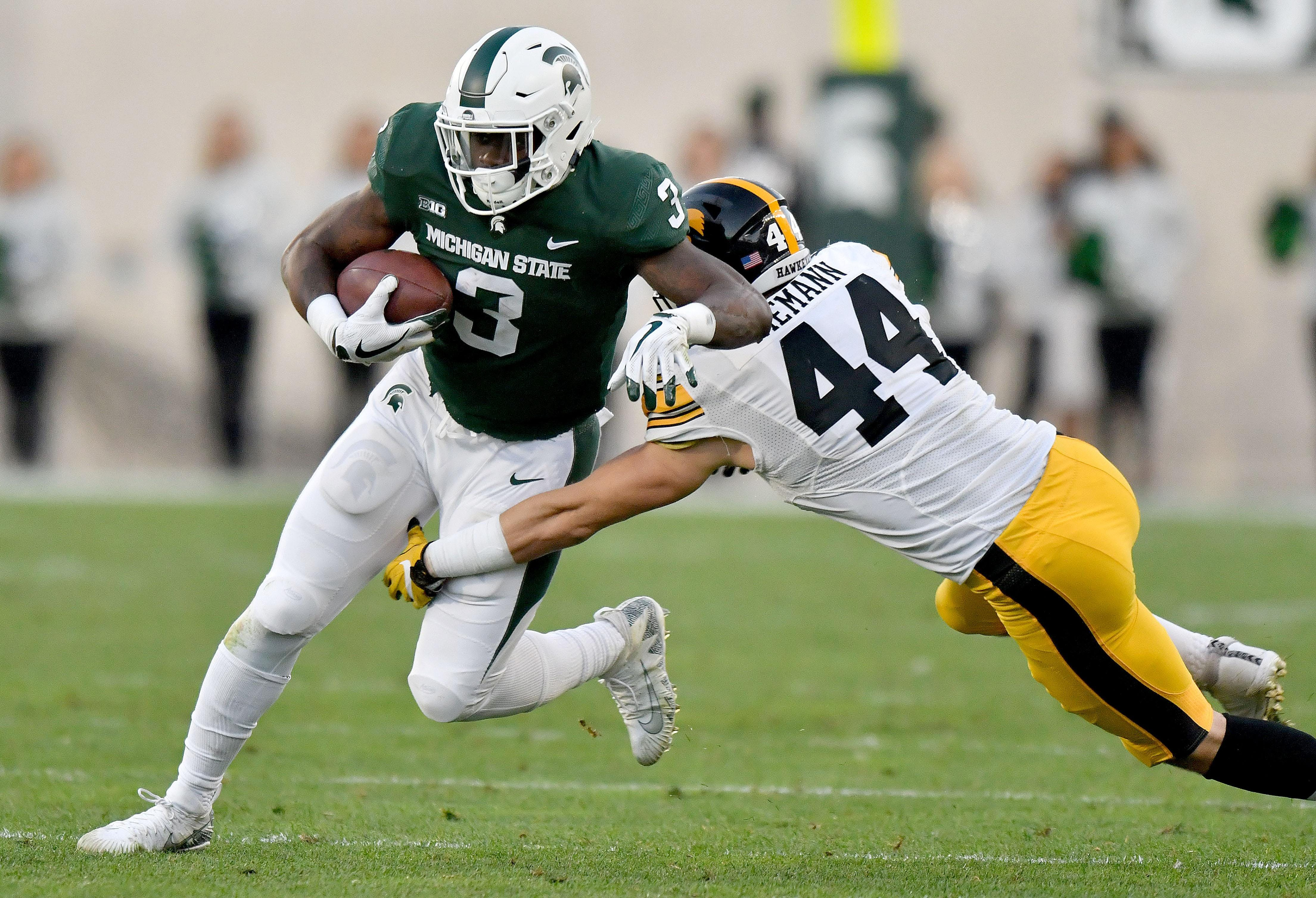 MSU's LJ Scott faces charge for suspended license