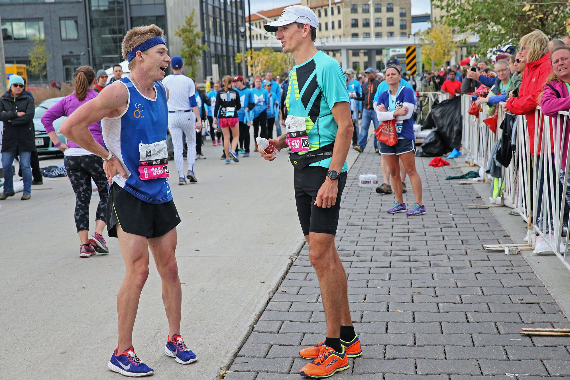 Marathon runners learn they didn't run a whole marathon — and it doesn't count