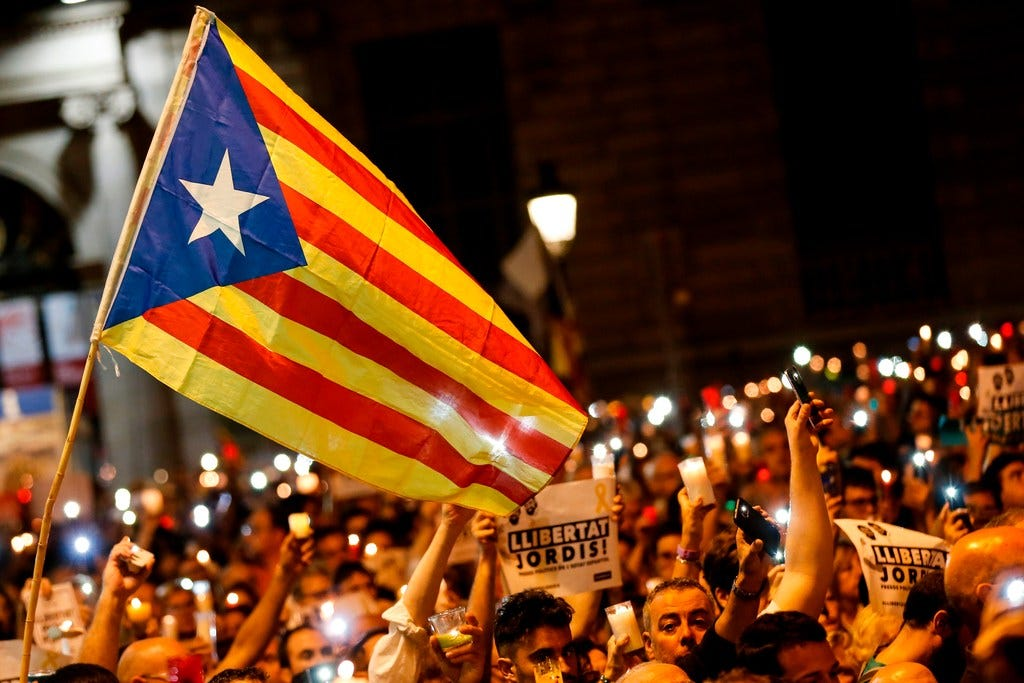 Spain's leader prepares to unveil specific Catalan measures