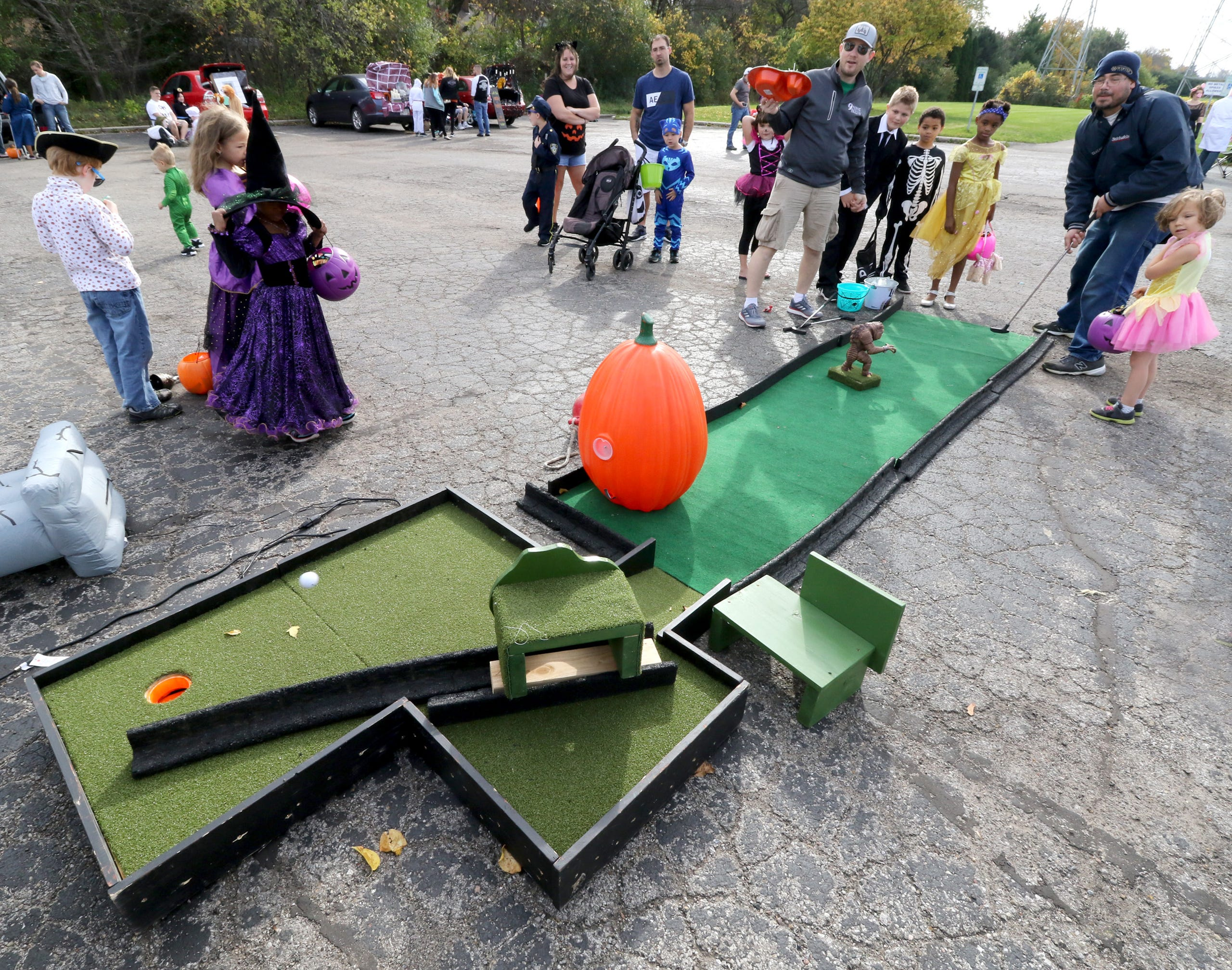 Trunk or Treat at Wauwatosa Recreation