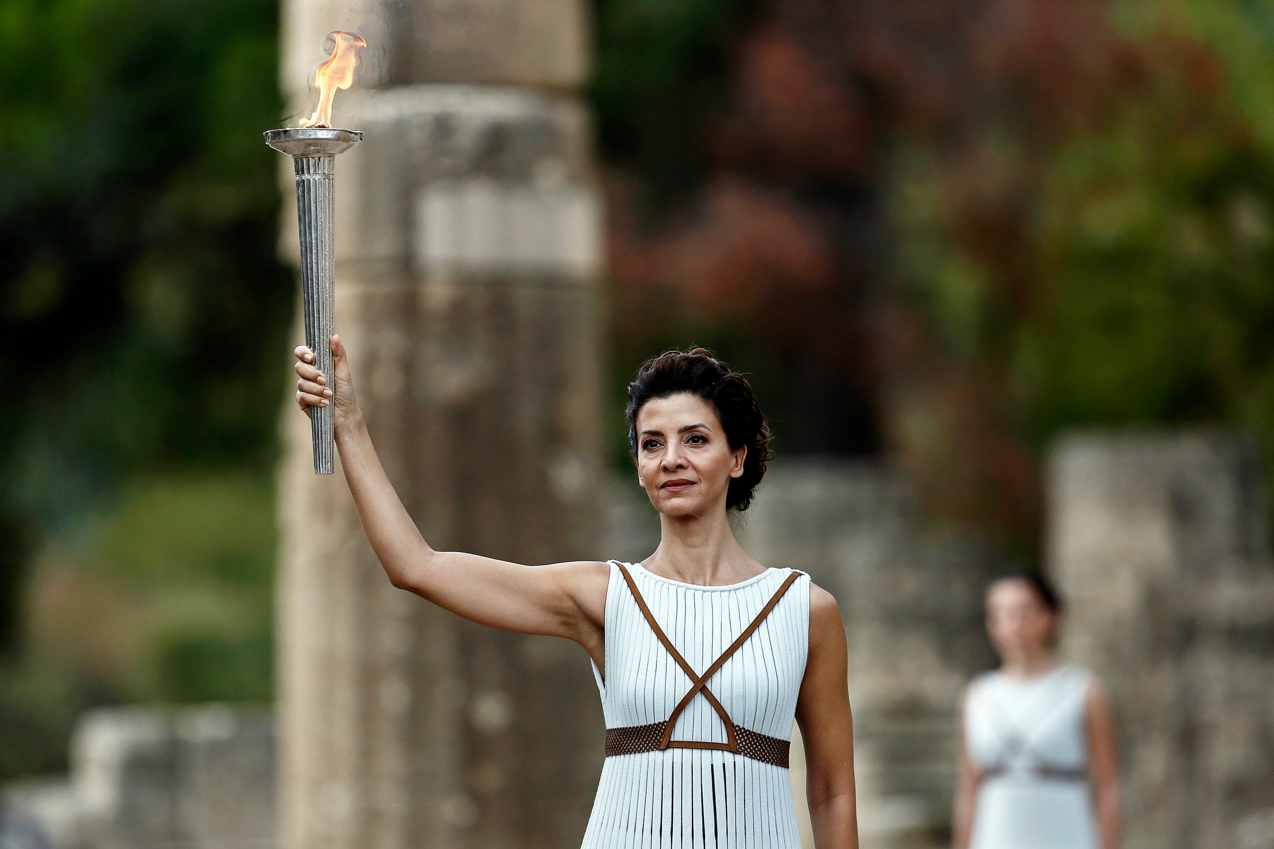 olympic torch lighting betting websites