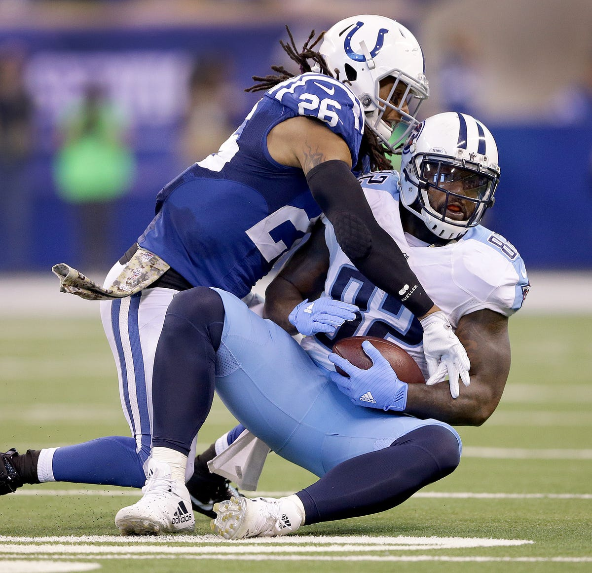 e6dc9fc5 Colts Clayton Geathers: Hard-hitting safety back after 11 long months