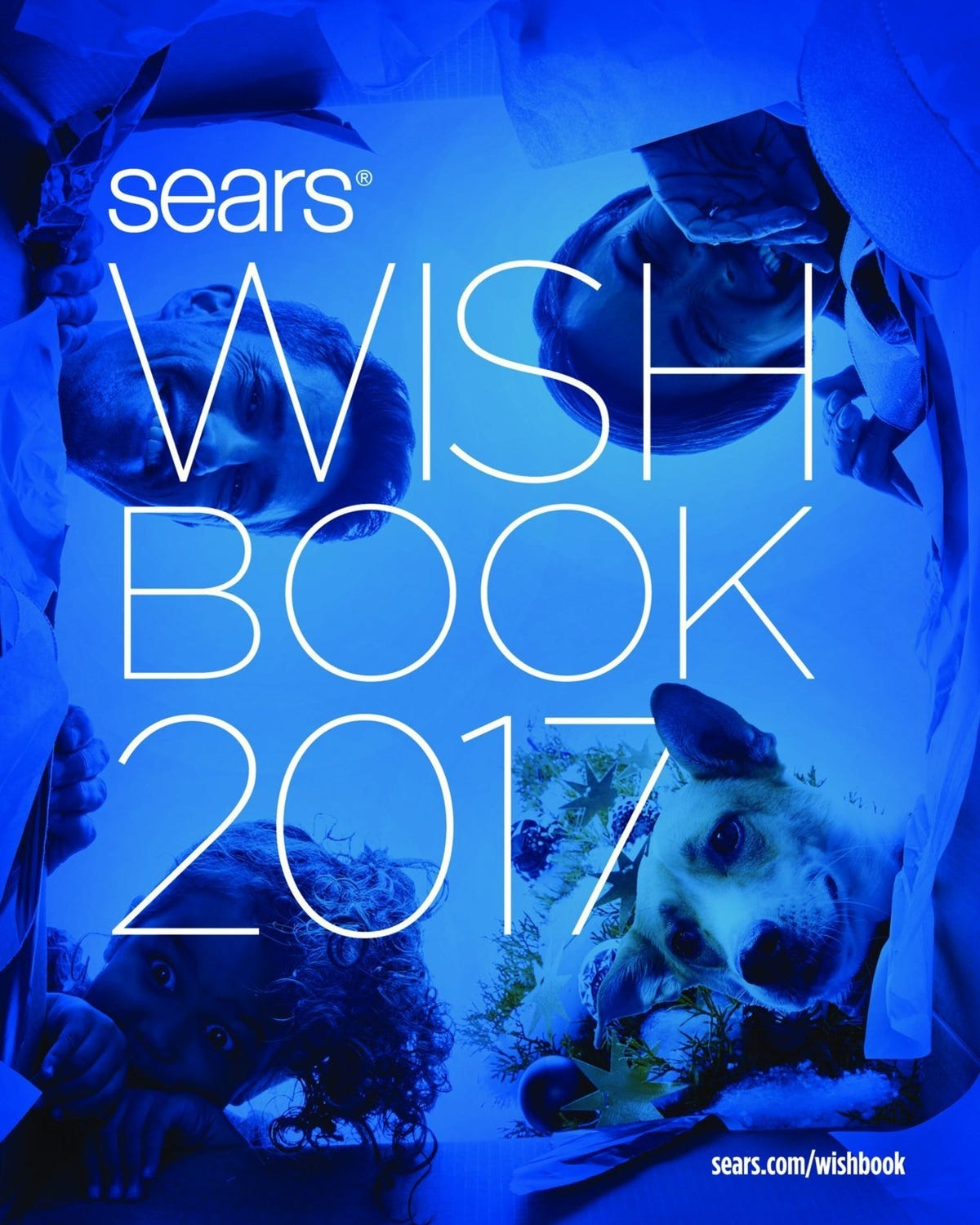 Sears brings back iconic holiday Wish Book to woo shoppers
