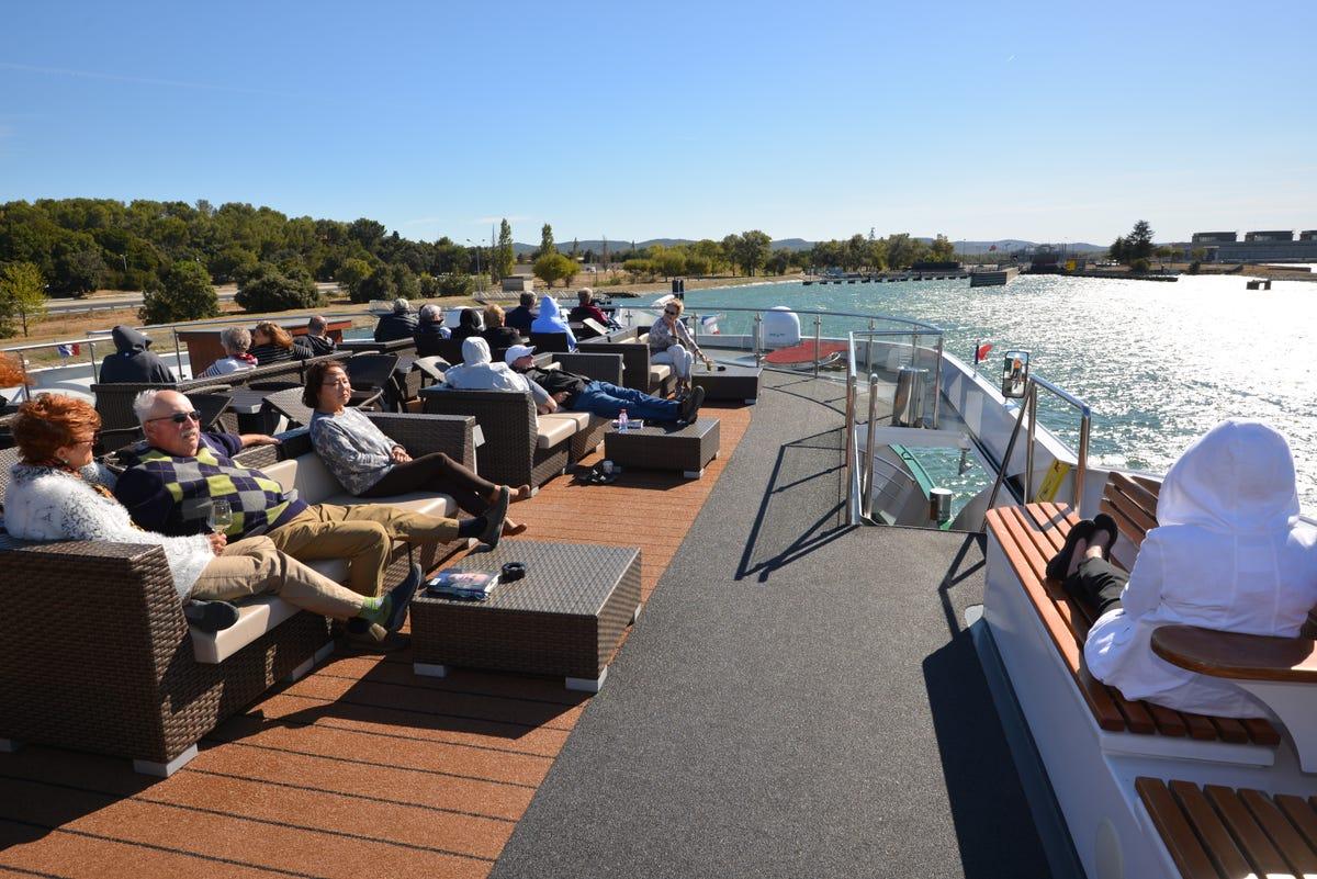Tauck Emerald: Cruising France's Rhone River in luxury