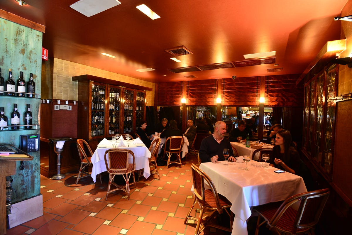 Grissini Restaurant in Englewood Cliffs review