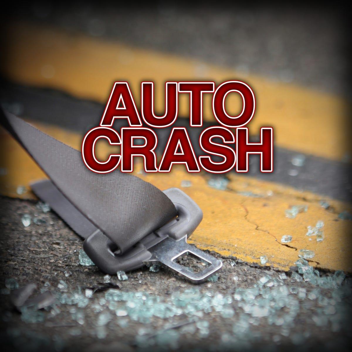 Crash closes westbound I-70