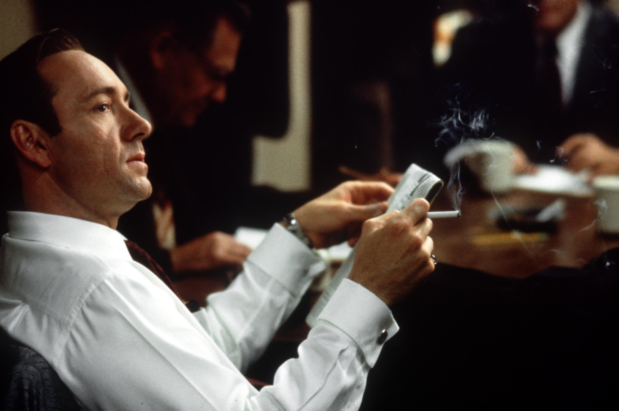 DATE TAKEN: 1997--- Kevin Spacey in a scene LA Confidential