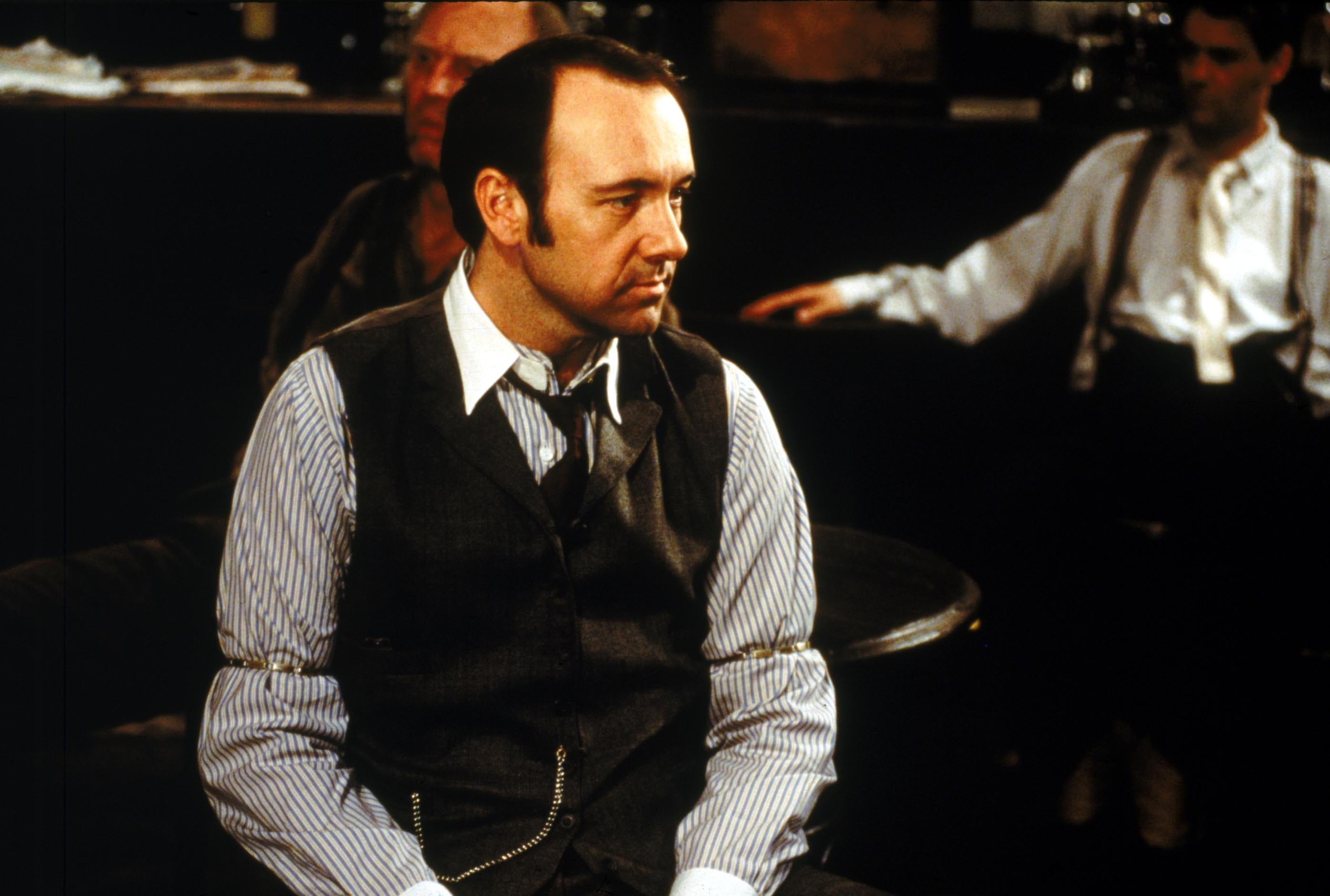 Kevin Spacey in the play