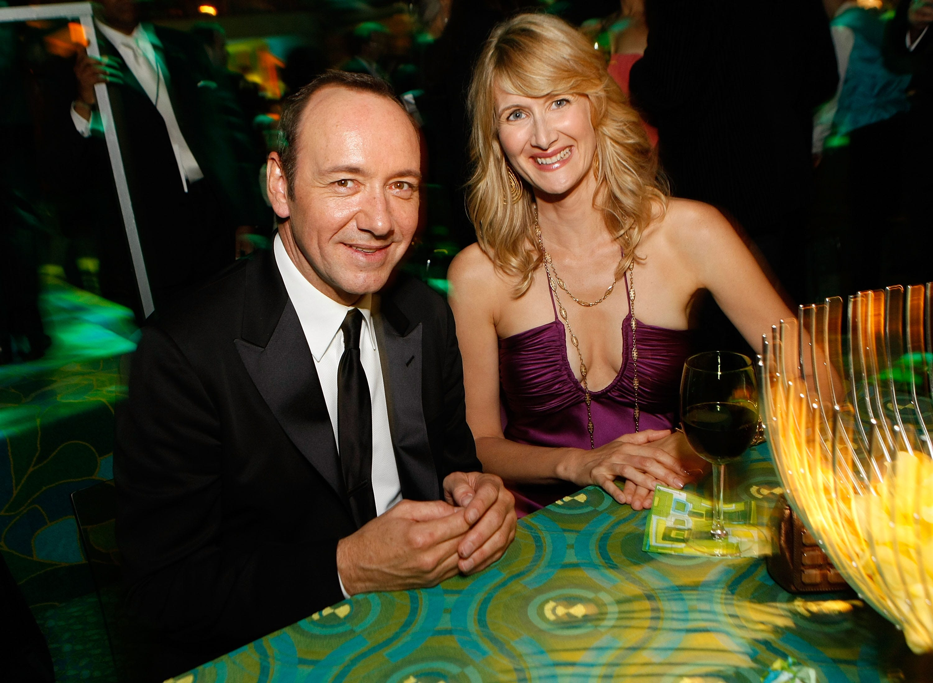 WEST HOLLYWOOD, CA - SEPTEMBER 21: Actor Kevin Spacey