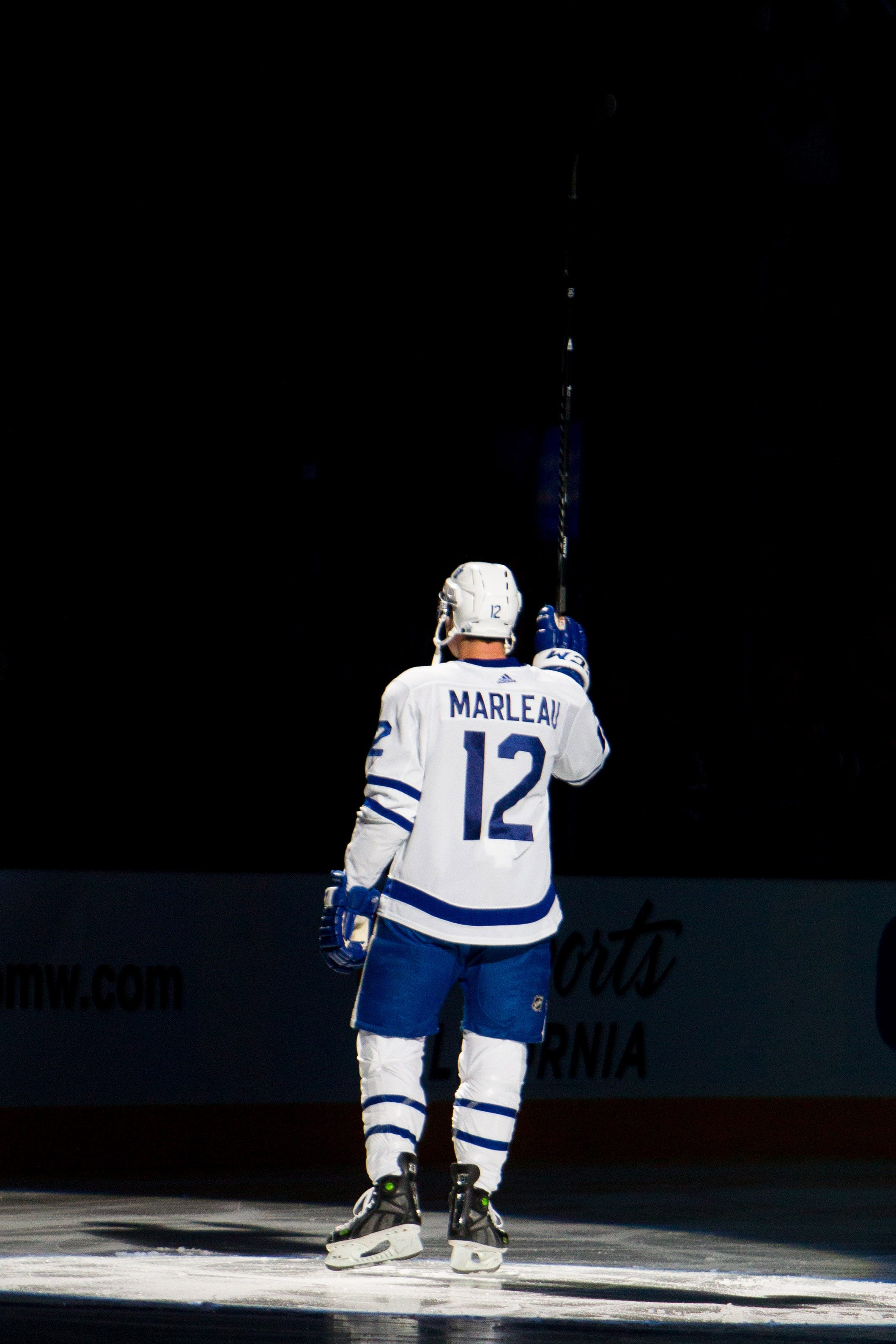 Patrick Marleau honored by Sharks with moving pregame ceremony in return to San Jose