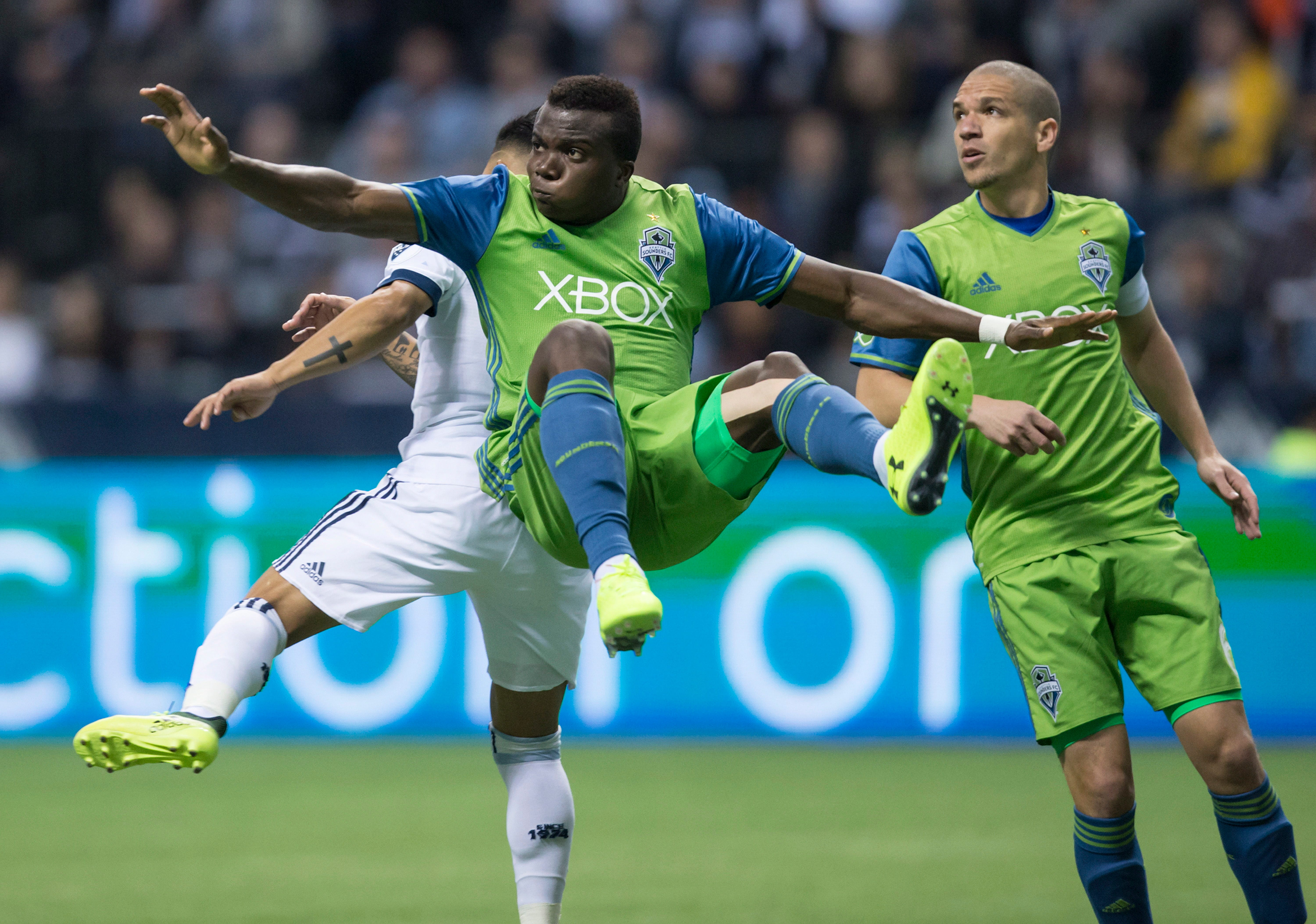 Whitecaps, Sounders open West semis with 0-0 draw