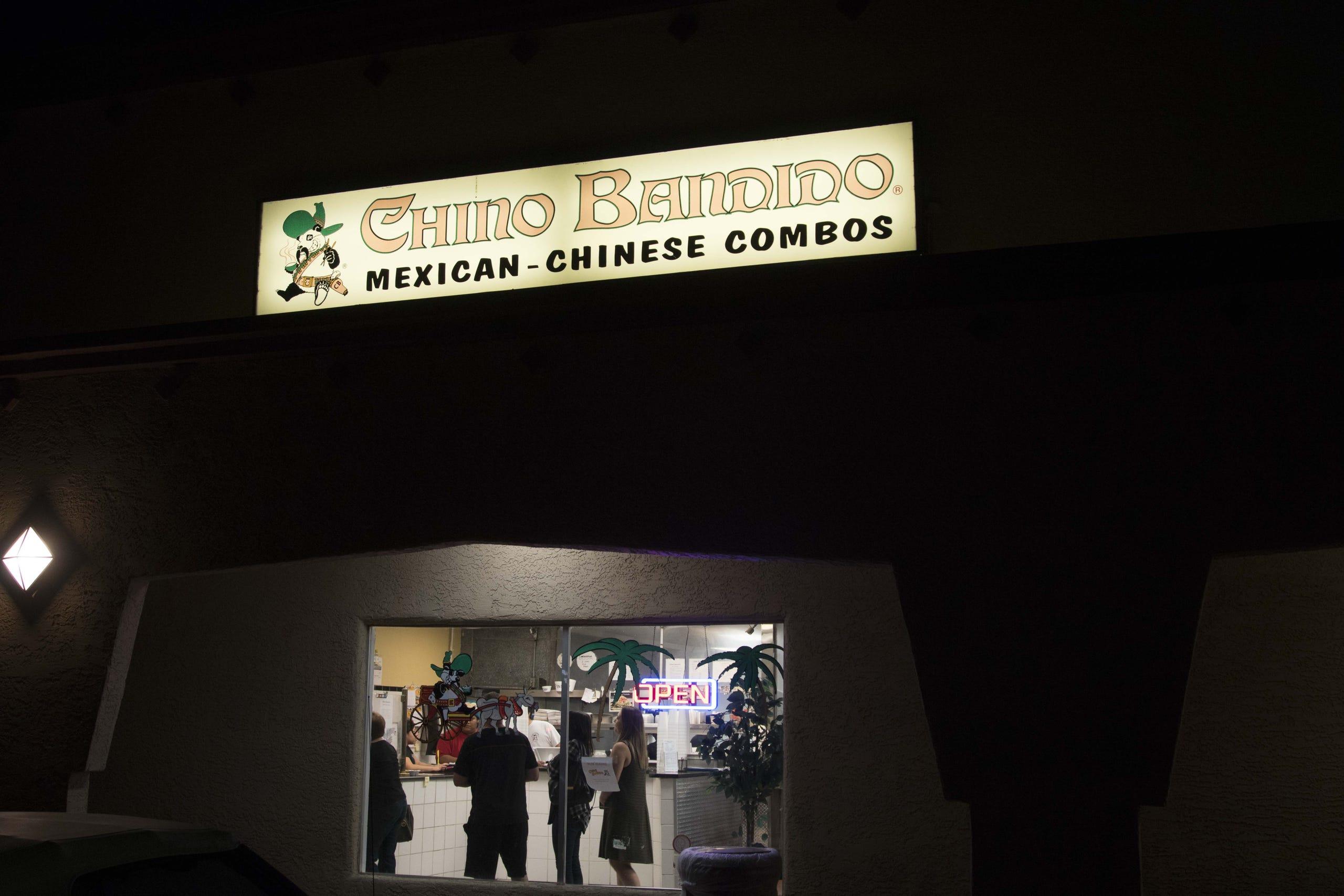 Chino Bandido restaurant owner Eve Collins