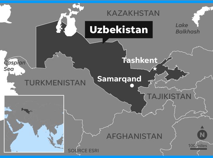 Sayfullo Saipov Nyc Terror Attack Suspect Came To Us From Uzbekistan