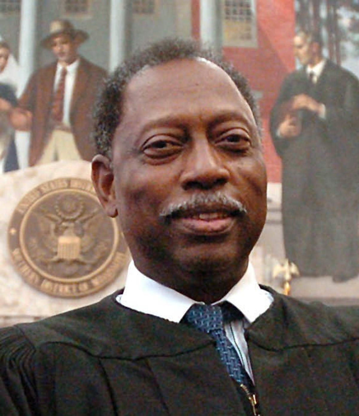 Wingate has more pending cases than any other state federal judge