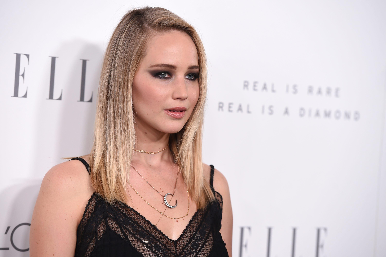 Jennifer Lawrence: Nude photo hack was so unbelievably