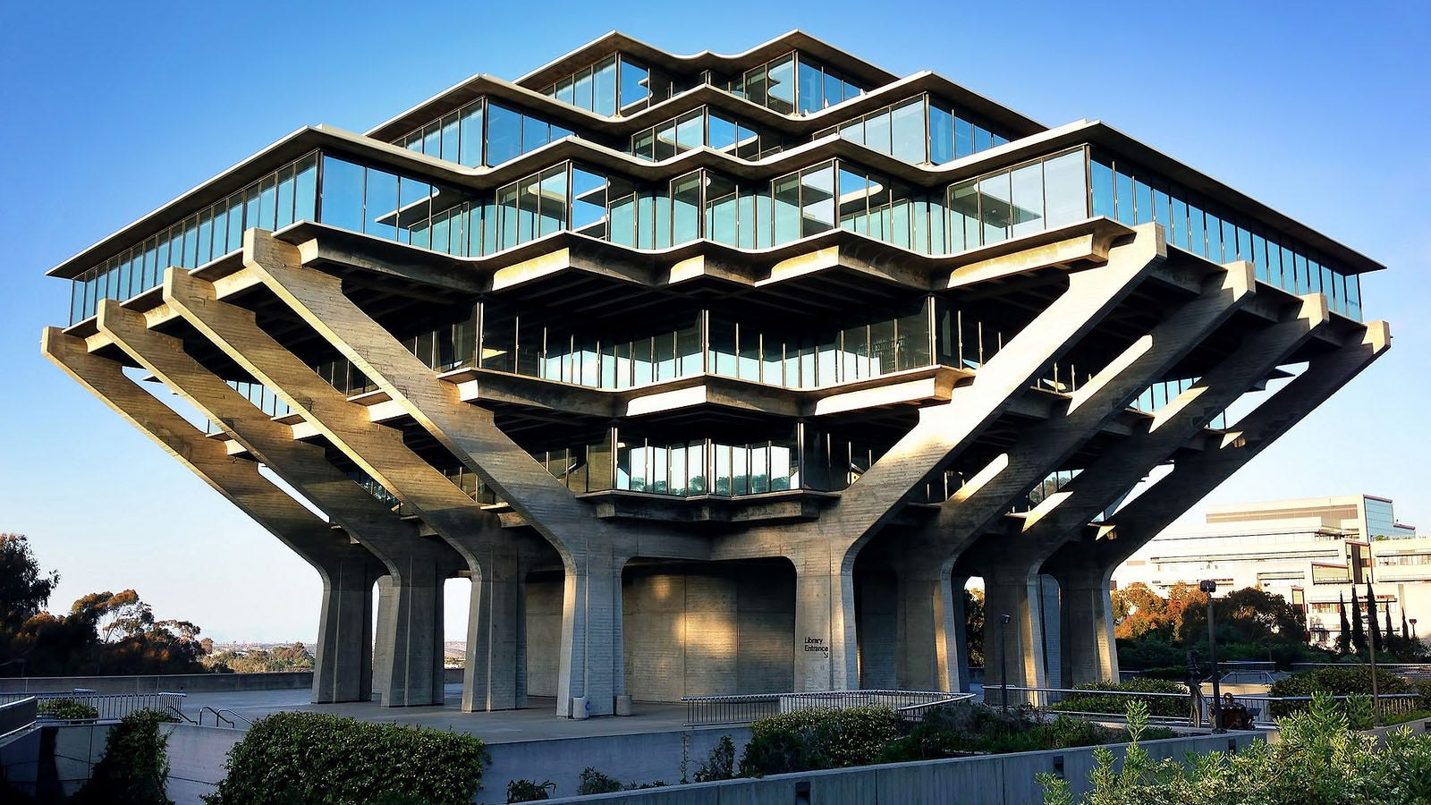 Six Mid Century Modern Campus Buildings You Need To See King5 Com