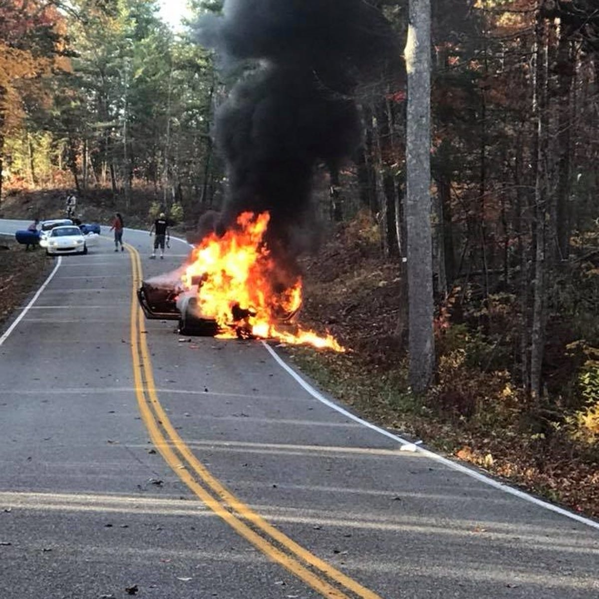 Tennessee's most dangerous drive: 'Tail of the Dragon