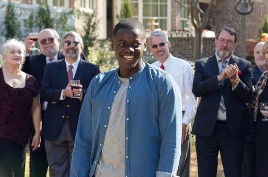 "Daniel Kaluuya stars in Jordan Peele's satirical horror hit ""Get Out."""