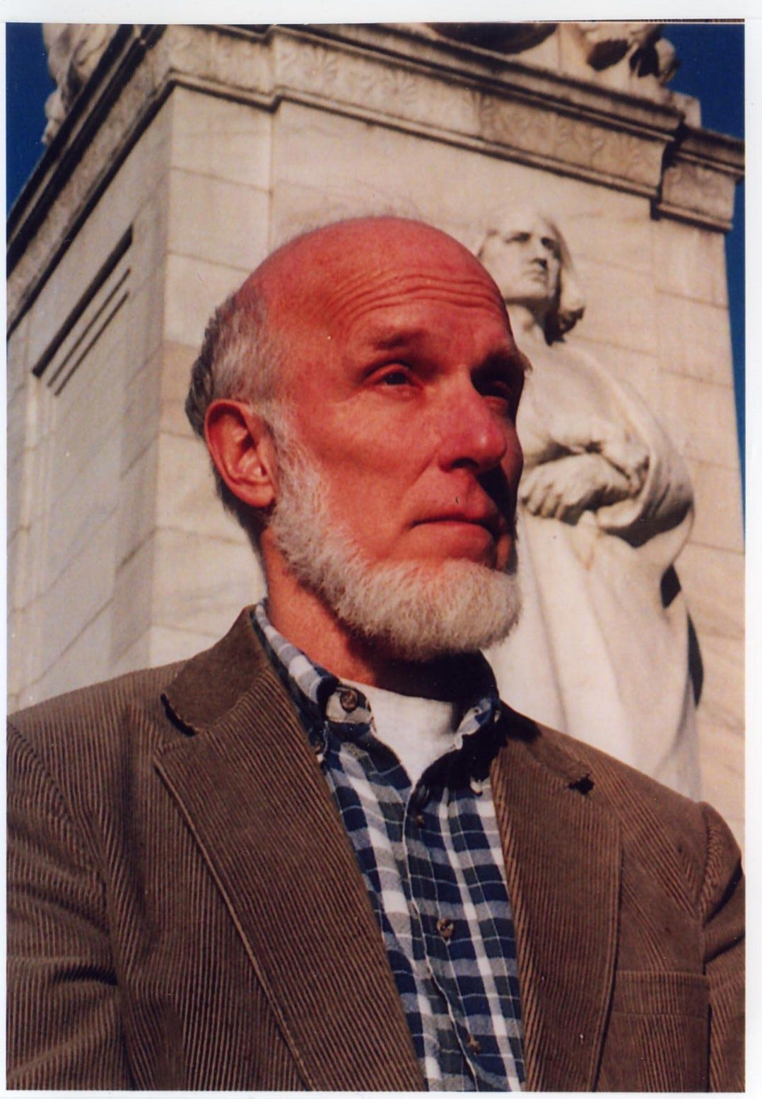 """Sociologist James Loewen, one of the authors of """"Mississippi: Conflict and Change."""""""
