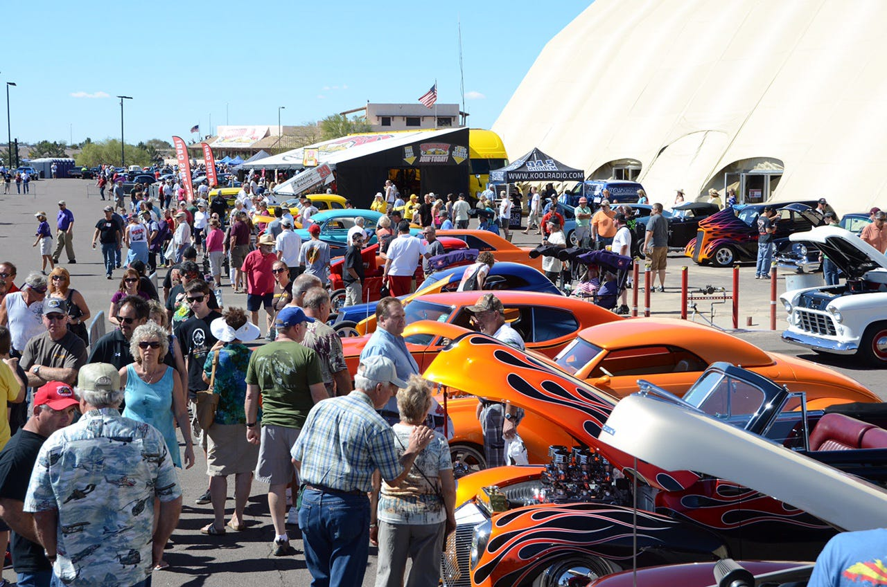 11/17-19: Goodguys 20th Southwest Nationals   Get ready