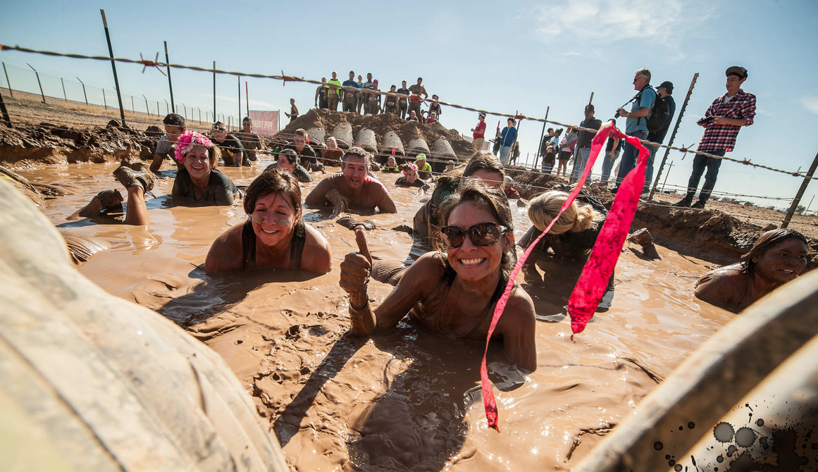11/18: Rugged Maniac 5K Obstacle Run | Organizers say