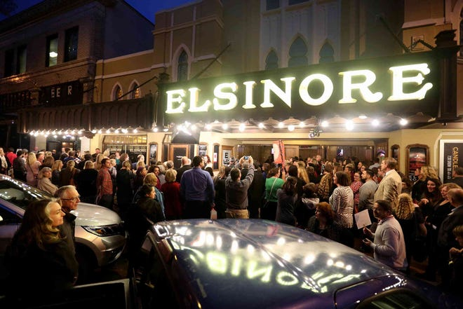 Tour the Elsinore Theatre on Sunday, Feb. 11.