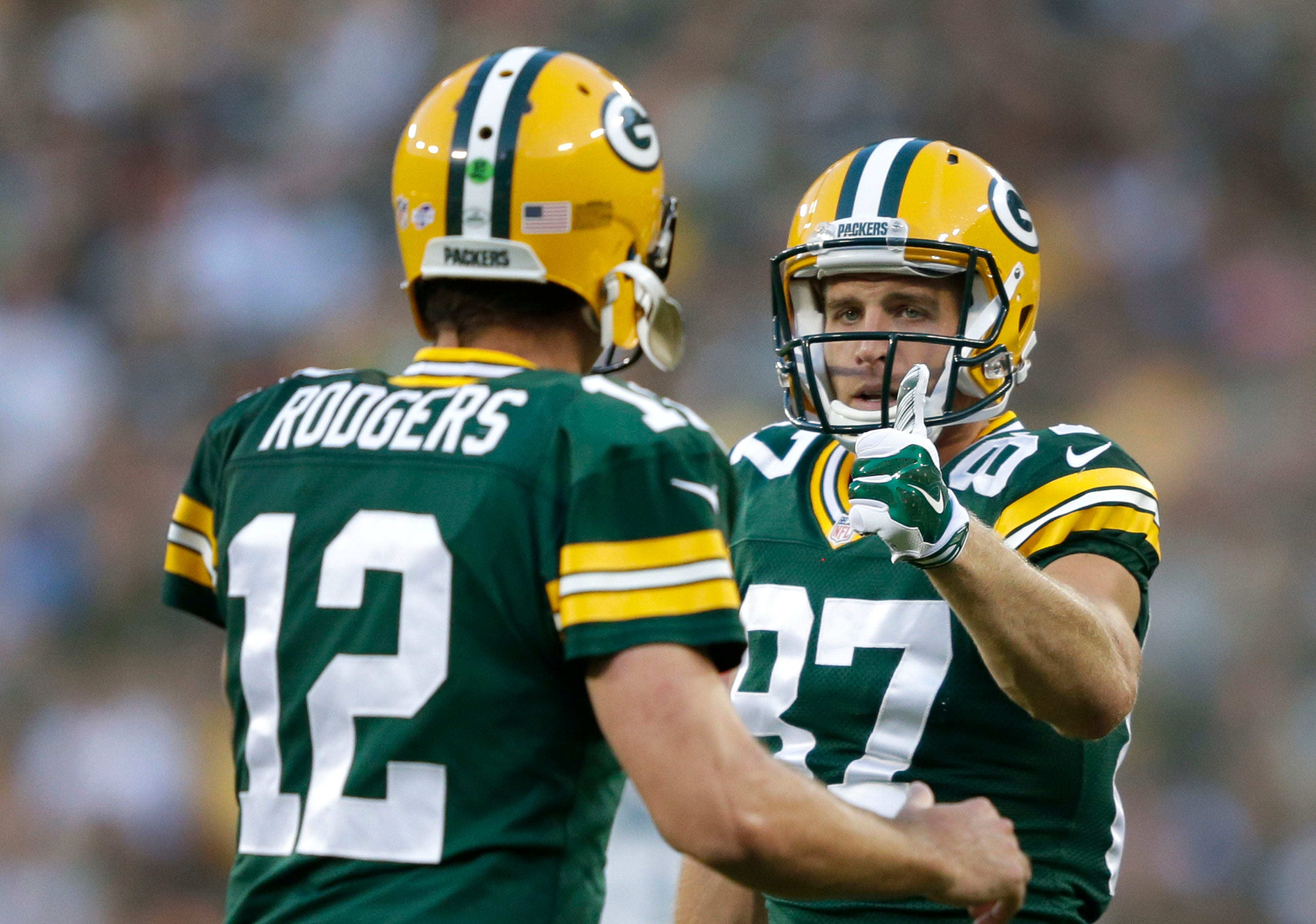 Aaron Rodgers and Jordy Nelson defend Packers doctor