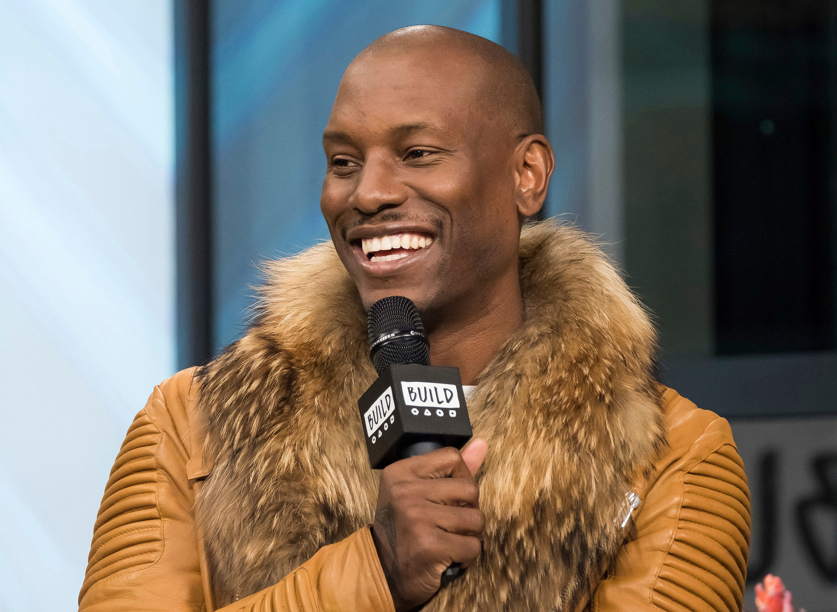 Tyrese on his recent behavior: Antidepressant messed me up