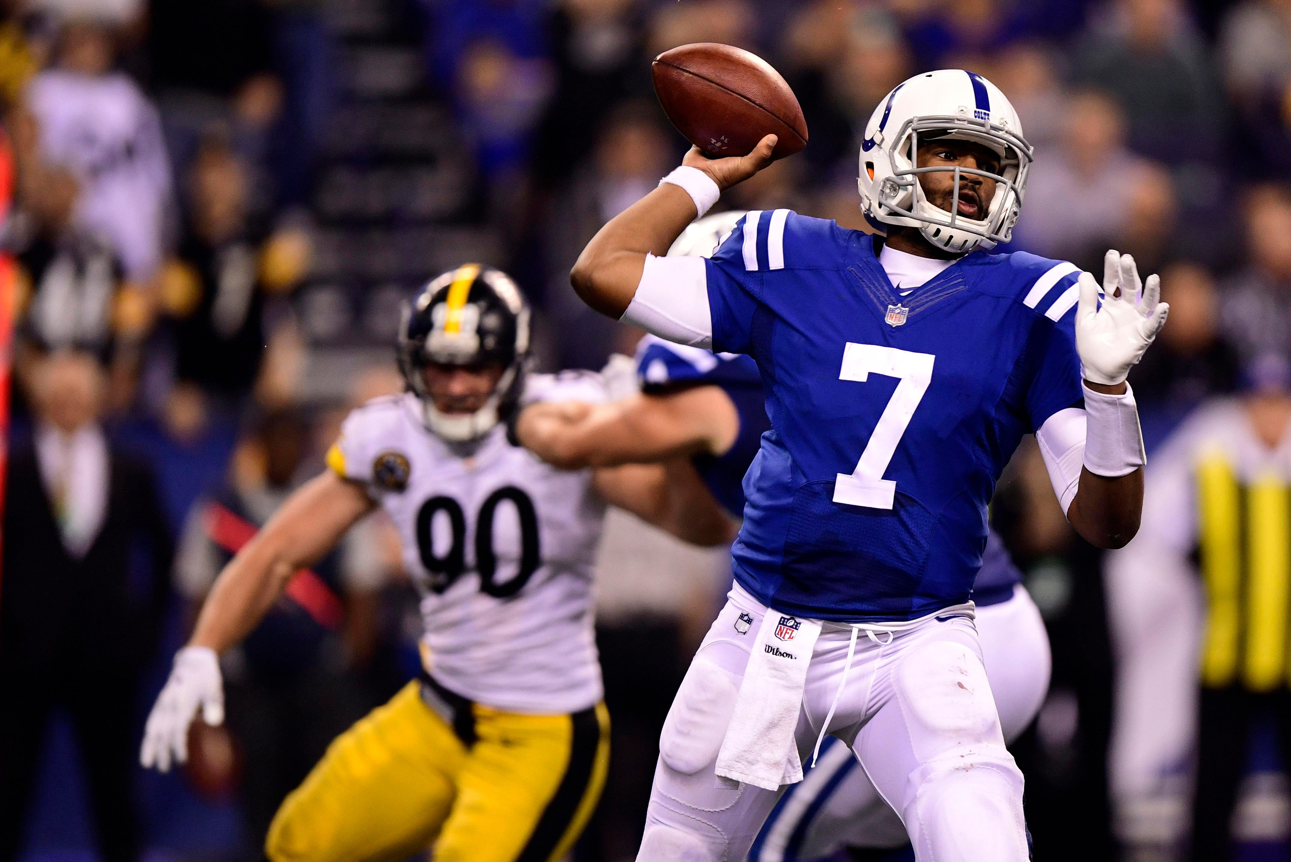 Concussion expert calls NFL protocol 'fraud' after Colts QB Jacoby Brissett returns