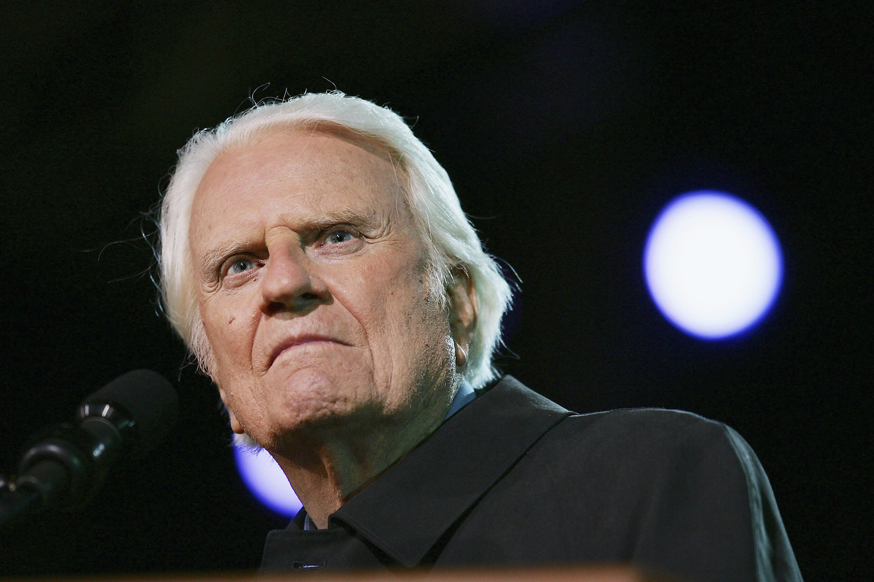 'Boy, he delivered a powerful sermon': Billy Graham wowed those who witnessed him