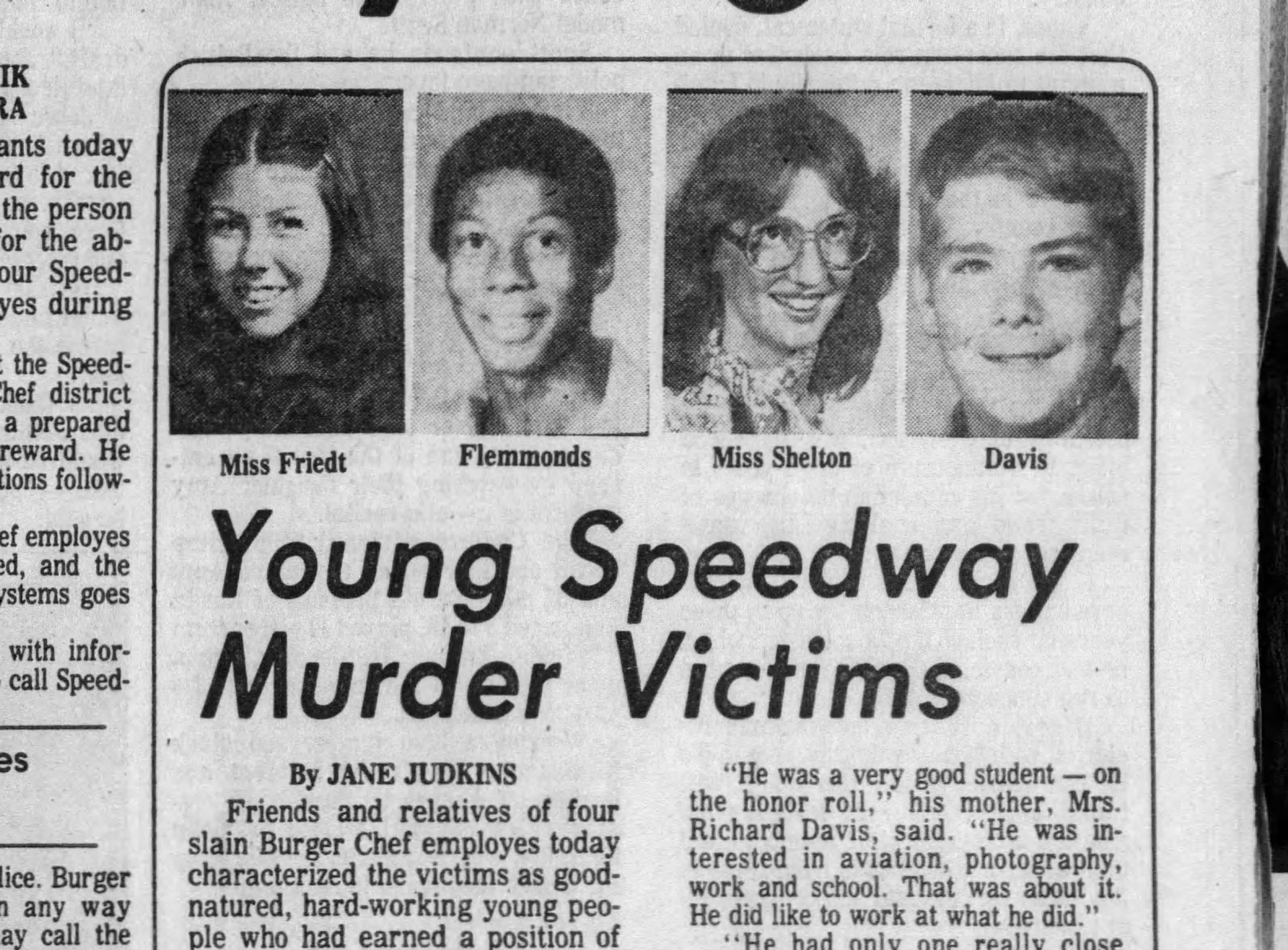 Indiana unsolved: cold case crimes
