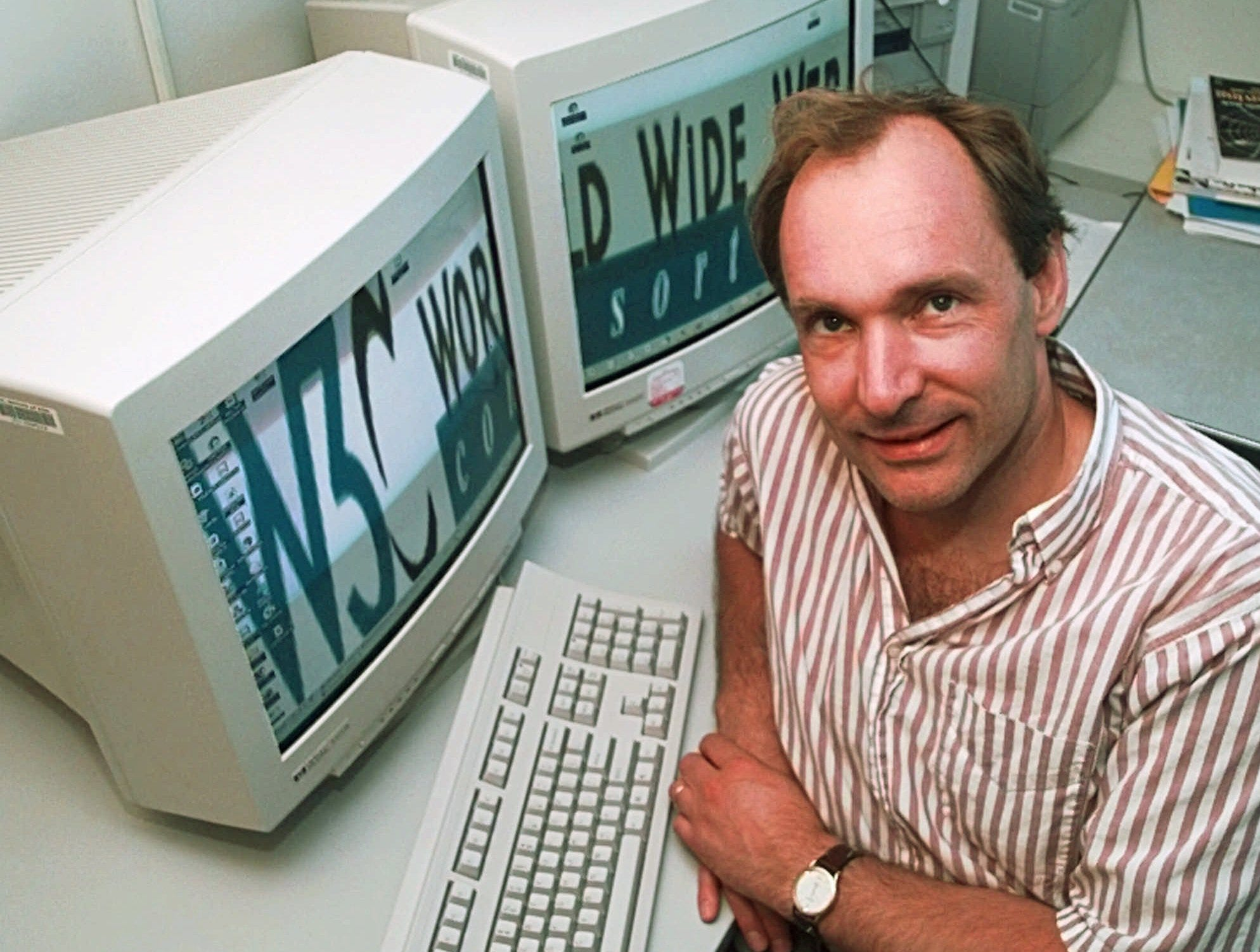 Protect net neutrality and Internet freedom: World Wide Web inventor