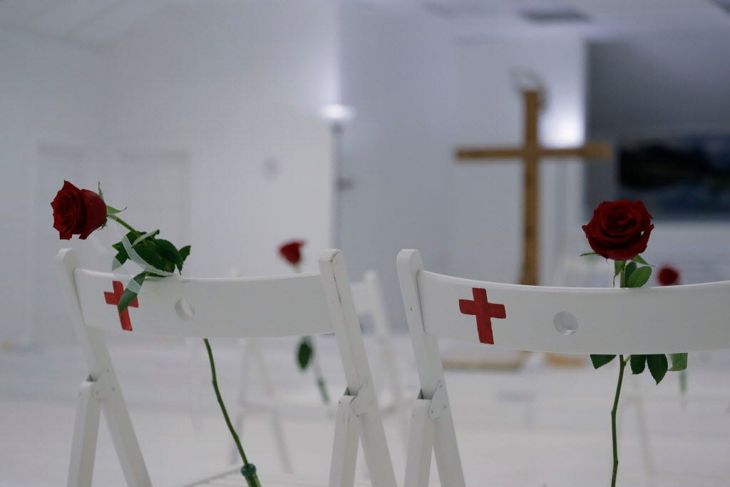 Texas church massacre and the Clinton, Obama administrations