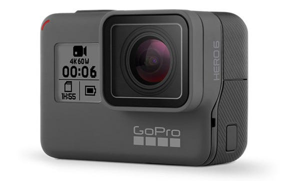 Tech's best: My 10 favorite cameras, gadgets and more of 2017 - 36303852 hero6 black 45 master large - Tech's best: My 10 favorite cameras, gadgets and more of 2017