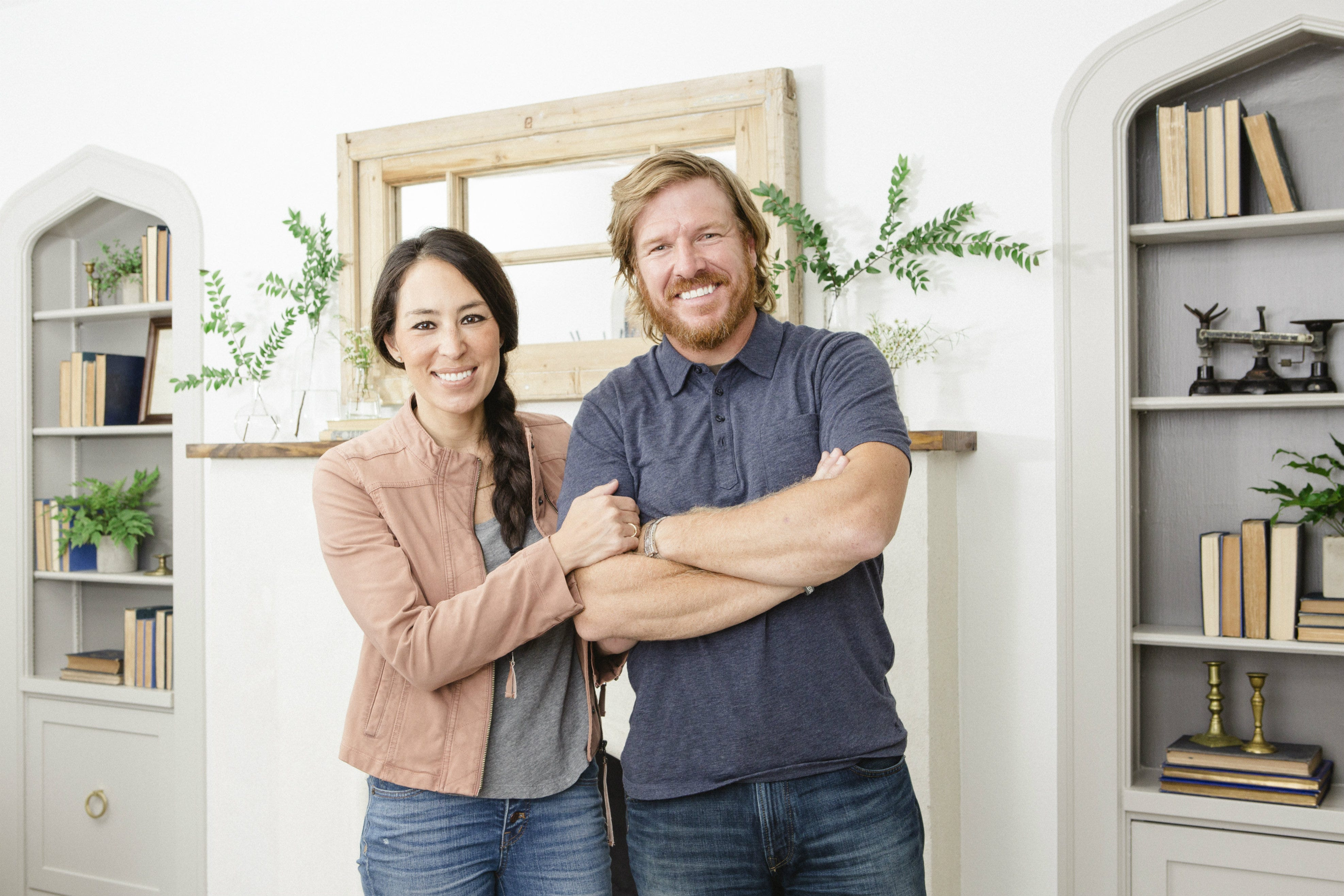 Chips Et Joanna Gaines fixer upper': what to know before watching joanna, chip