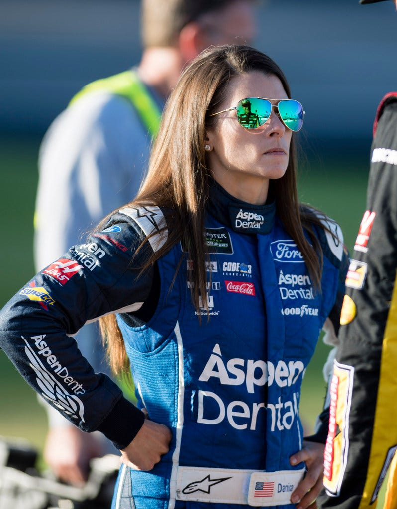 Danica Patrick may be headed to NBC for 2018, but driving career might not be over