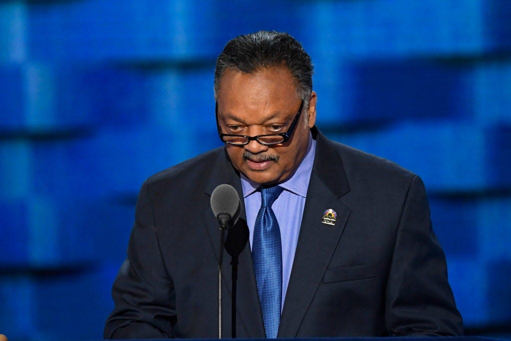 Jesse Jackson: White House serving Clemson a fast-food meal was 'disgraceful'