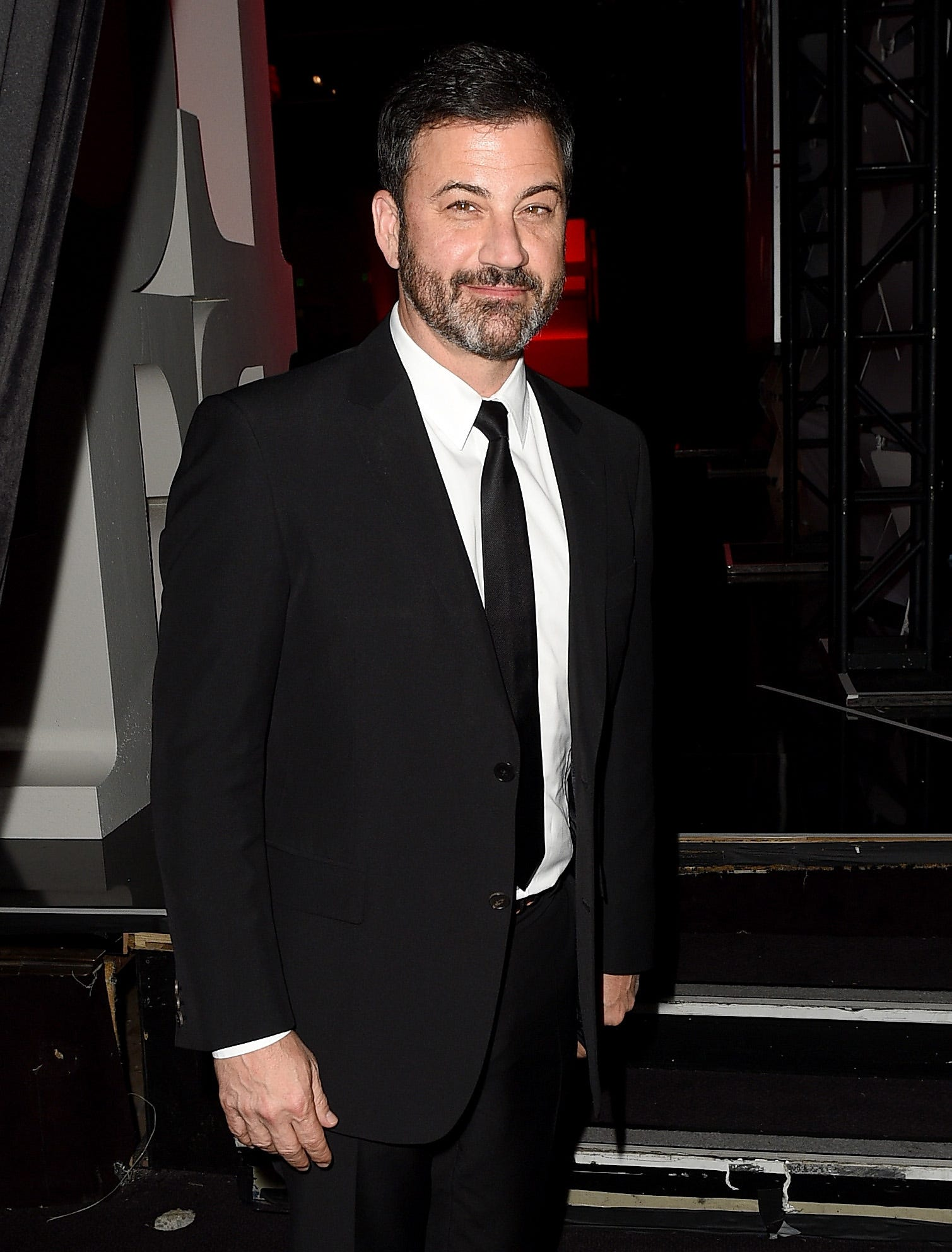 Jimmy Kimmel's baby son completes second surgery; Kimmel will take a week off