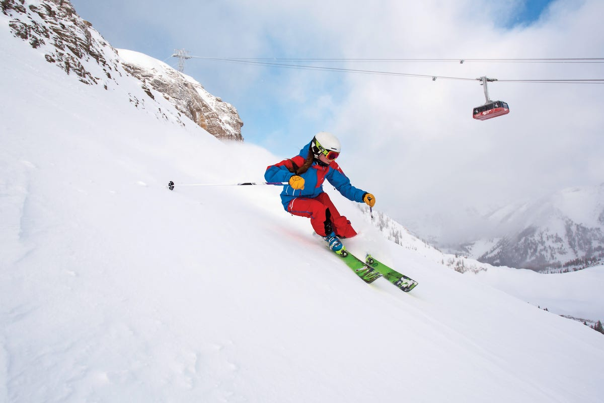 Top Ski Resorts In North America Exclusive Rankings