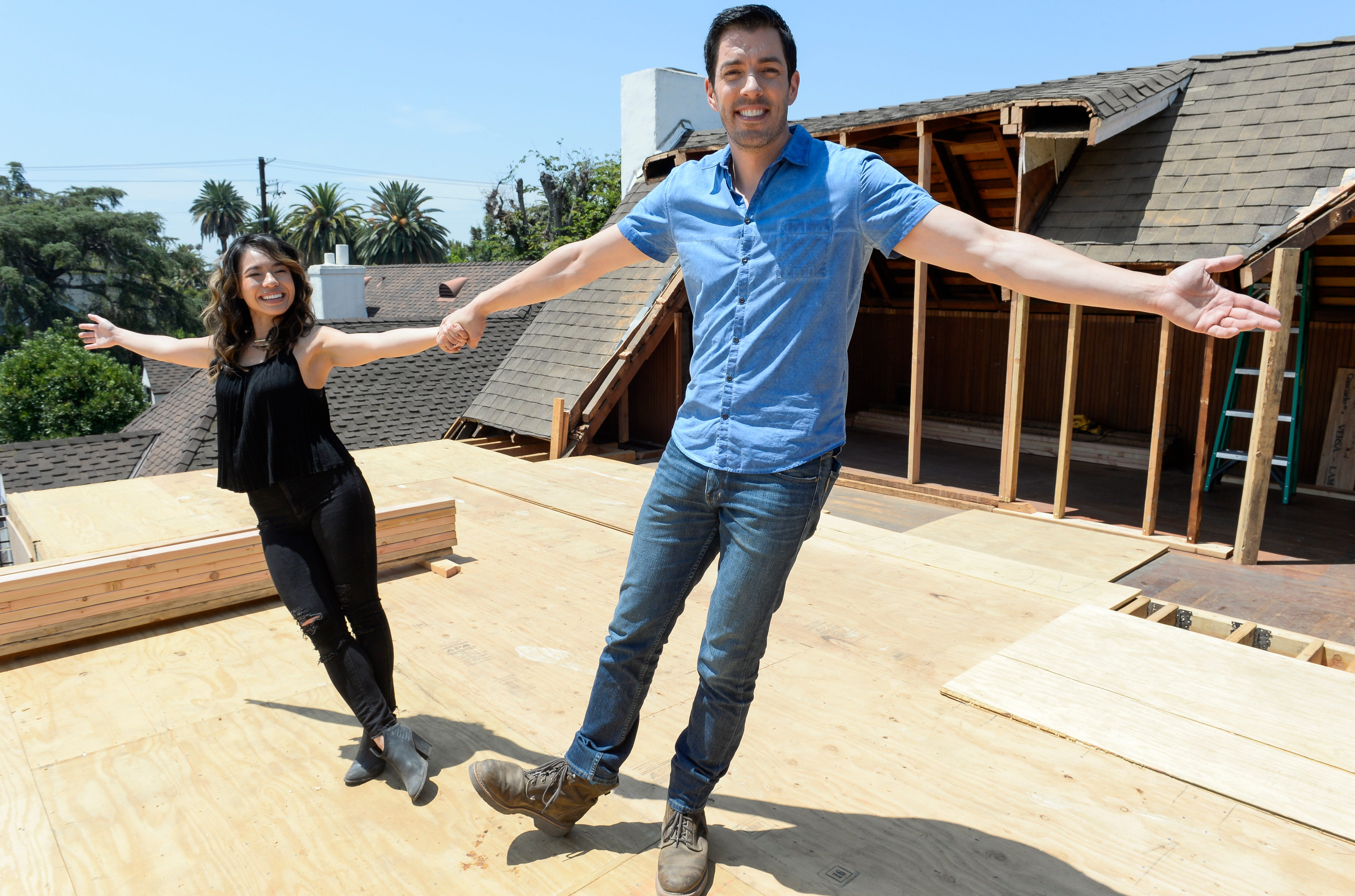 39 property brothers 39 get personal planning 39 drew for How tall are the property brothers