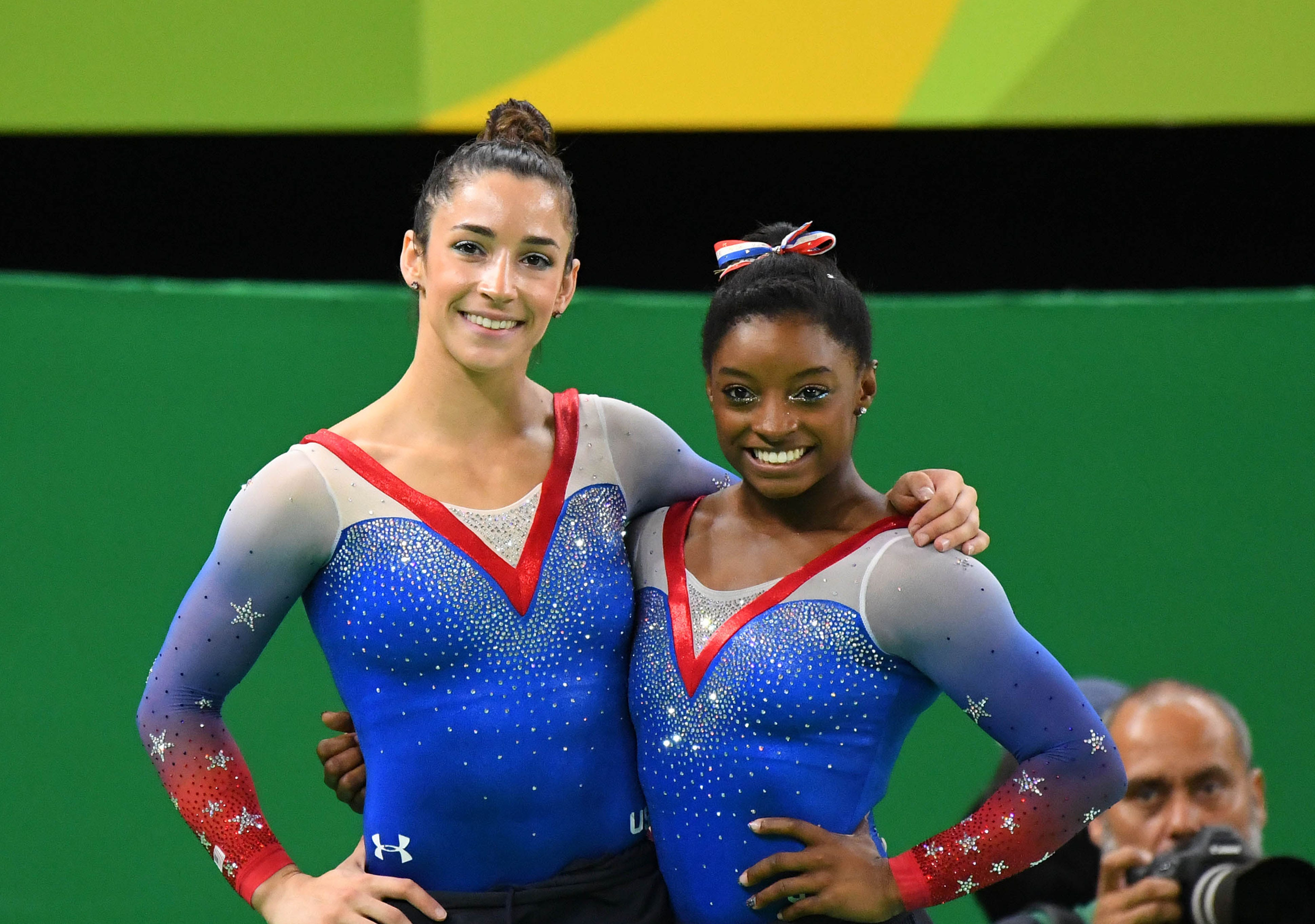 Gabby Douglas apologizes after Simone Biles calls out her tweet