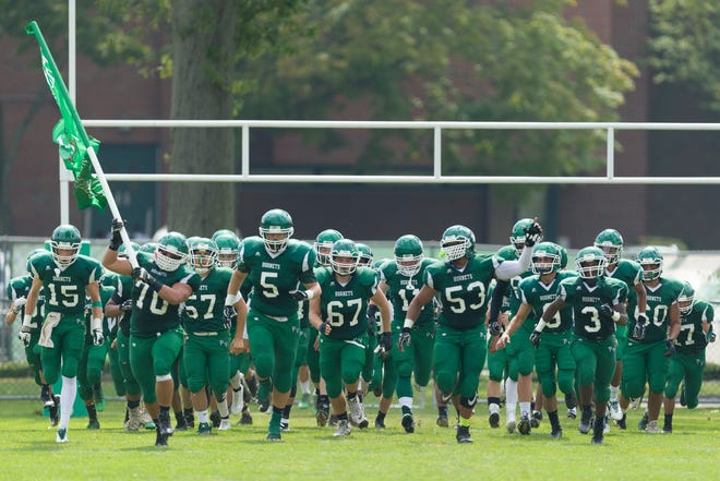 The Passaic Valley football team finished 6-3 in 2017 for its best regular-season record in eight years.