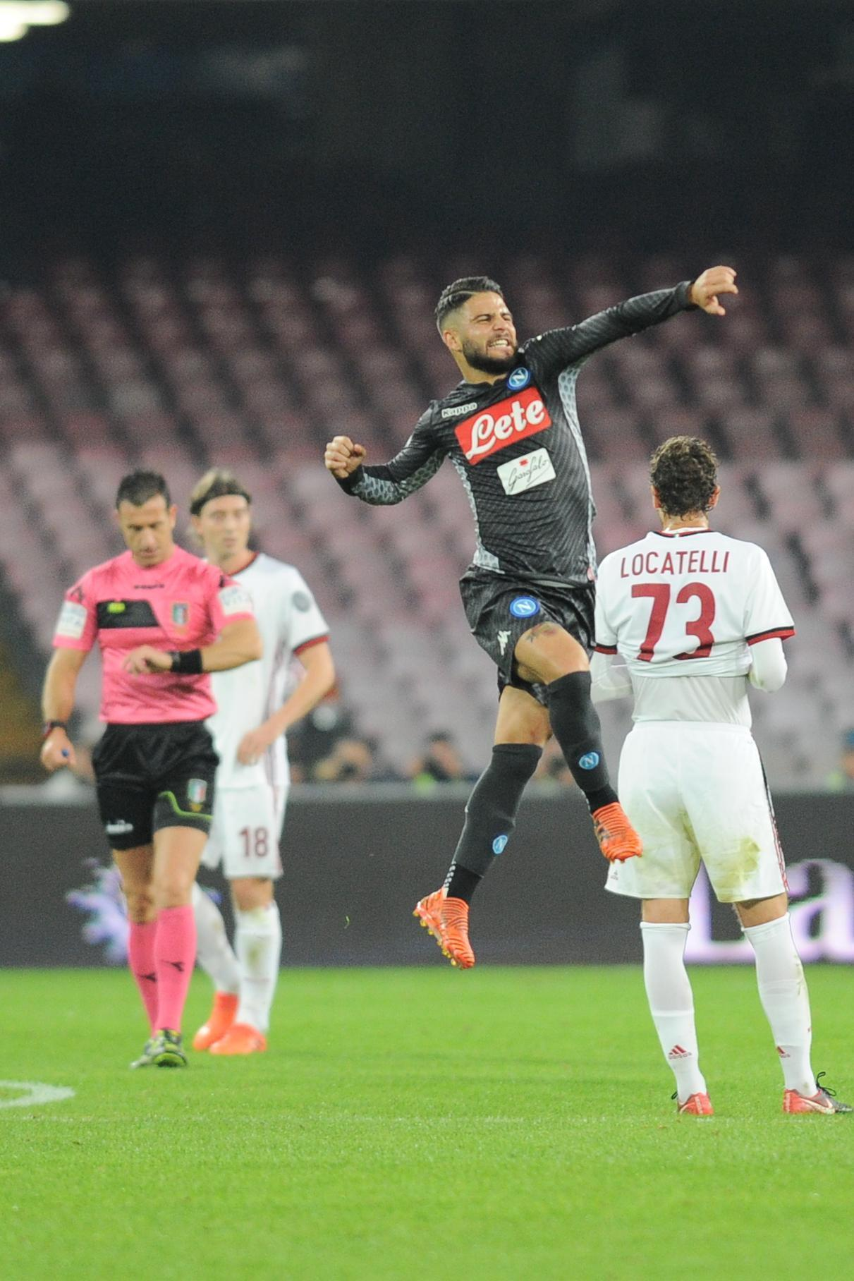 Insigne shows what Italy missed in Napoli win