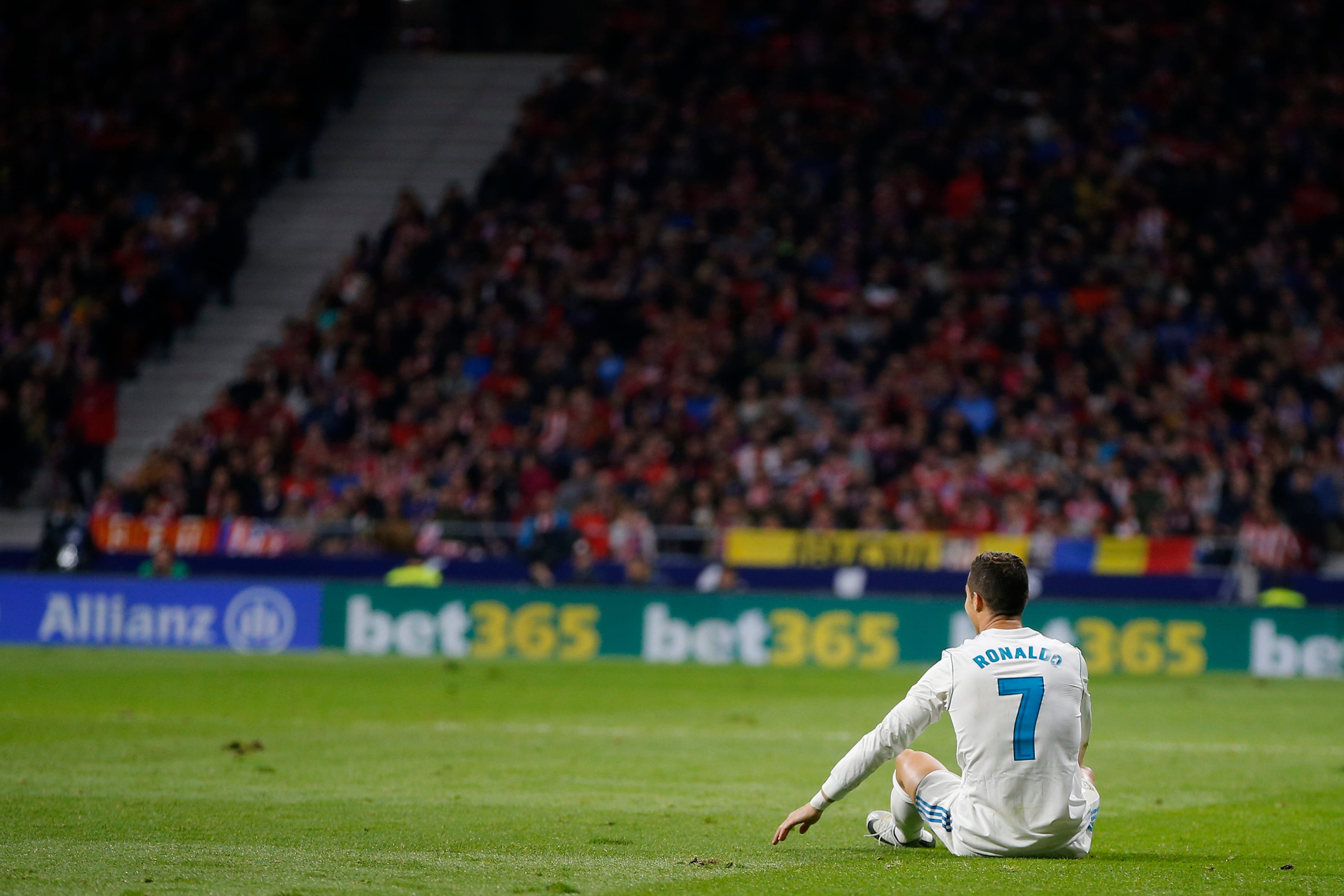 Atletico and Real Madrid draw first derby at Metropolitano