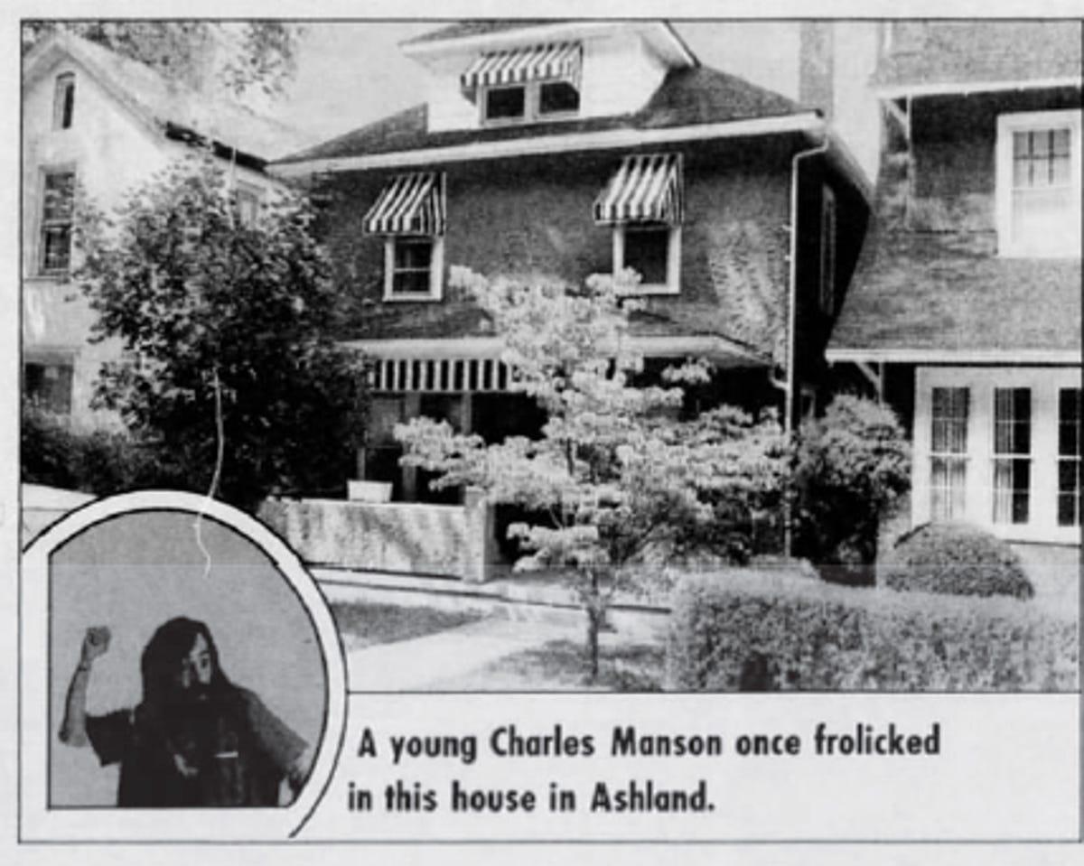 Charles Manson Family Tree