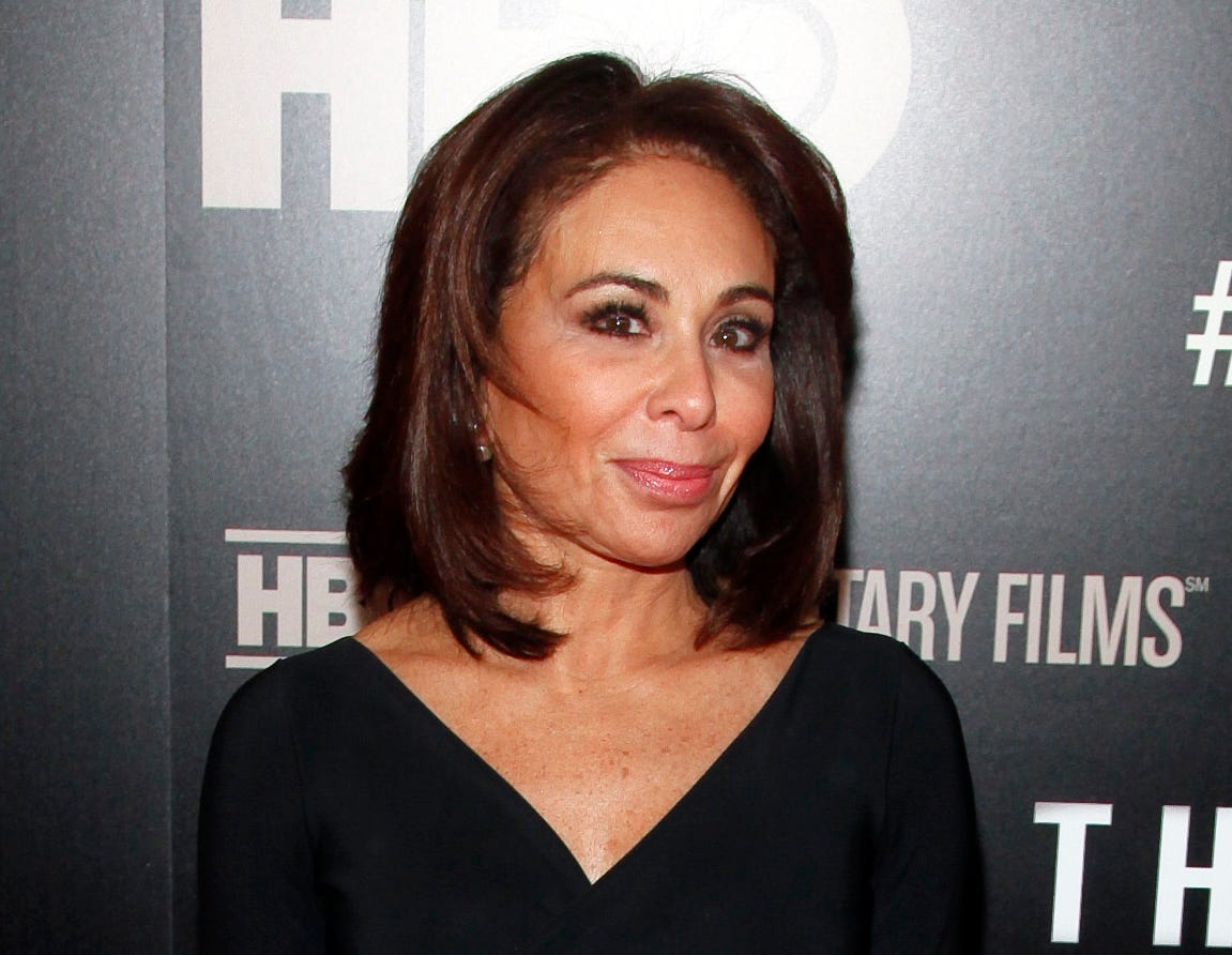 Fox News says technical difficulties were responsible for Jeanine Pirro show that raised eyebrows