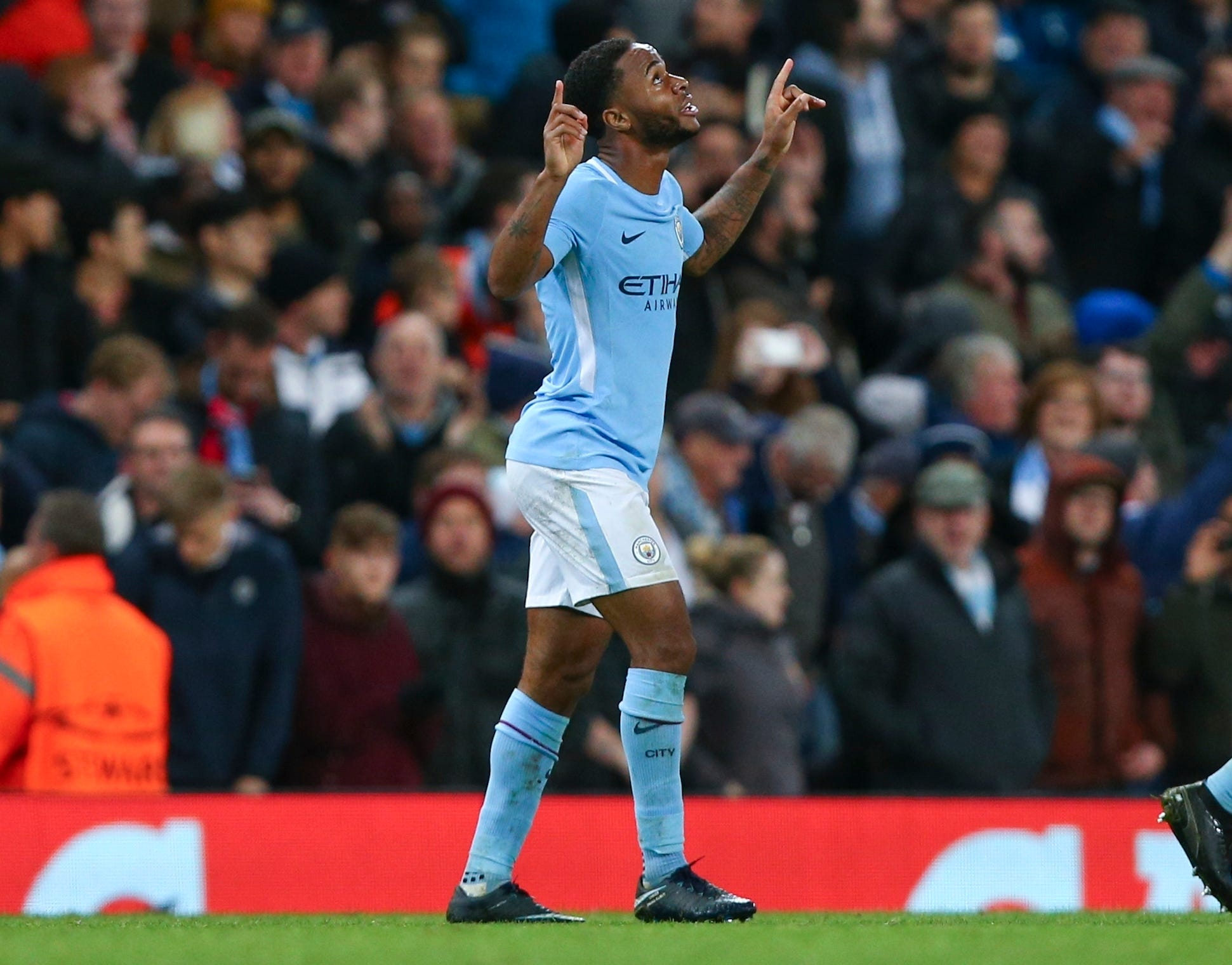 Man City beats Feyenoord 1-0 to win Champions League group