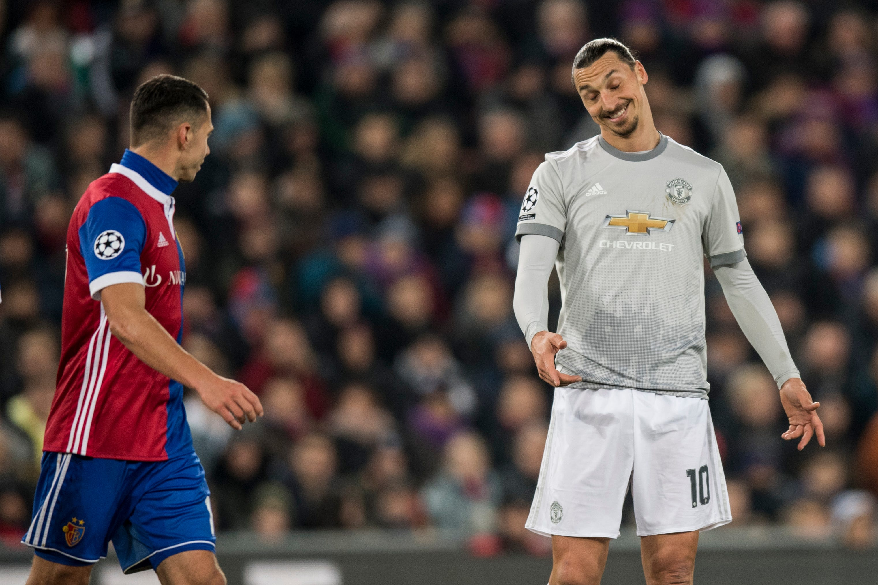 History repeats for Mourinho, Man United with loss at Basel